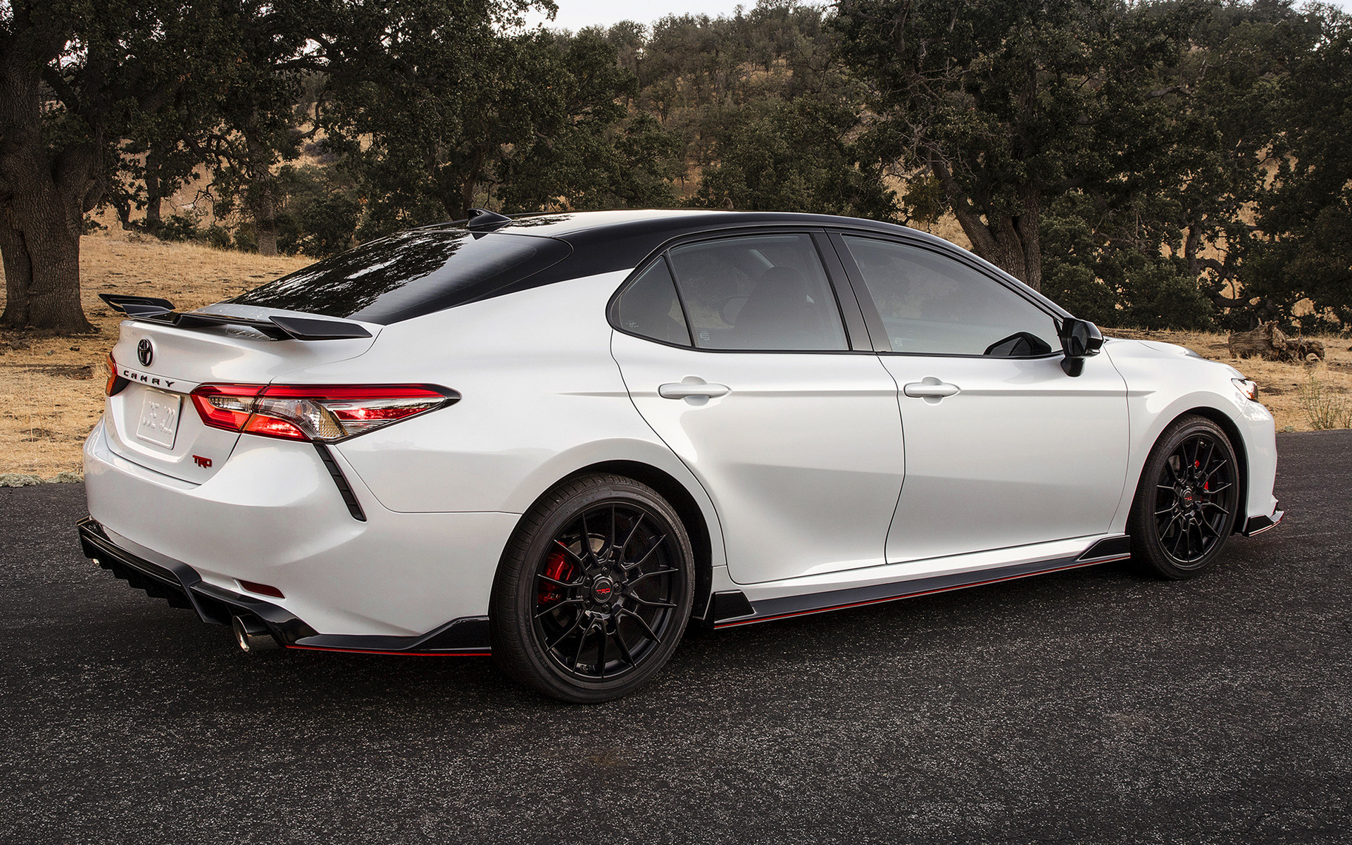2019 Toyota Camry Trd Wallpapers And Hd Images Car Pixel