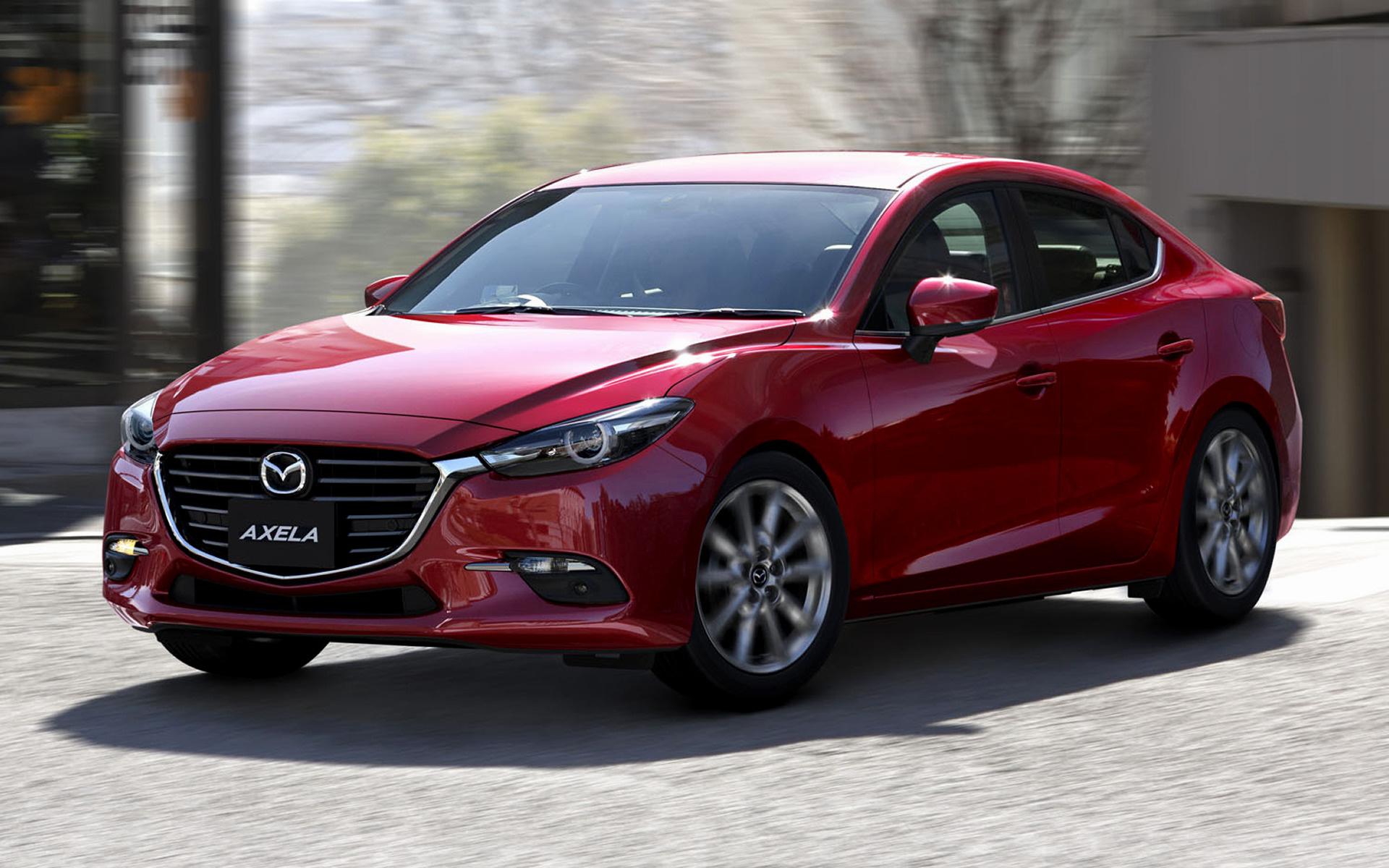 Mazda Axela Sedan 2016 Wallpapers And HD Images Car Pixel