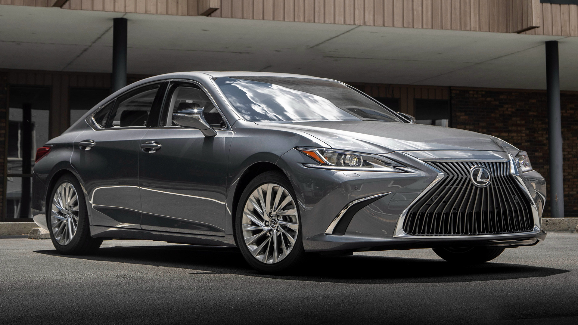 2019 Lexus Es Eu Wallpapers And Hd Images Car Pixel