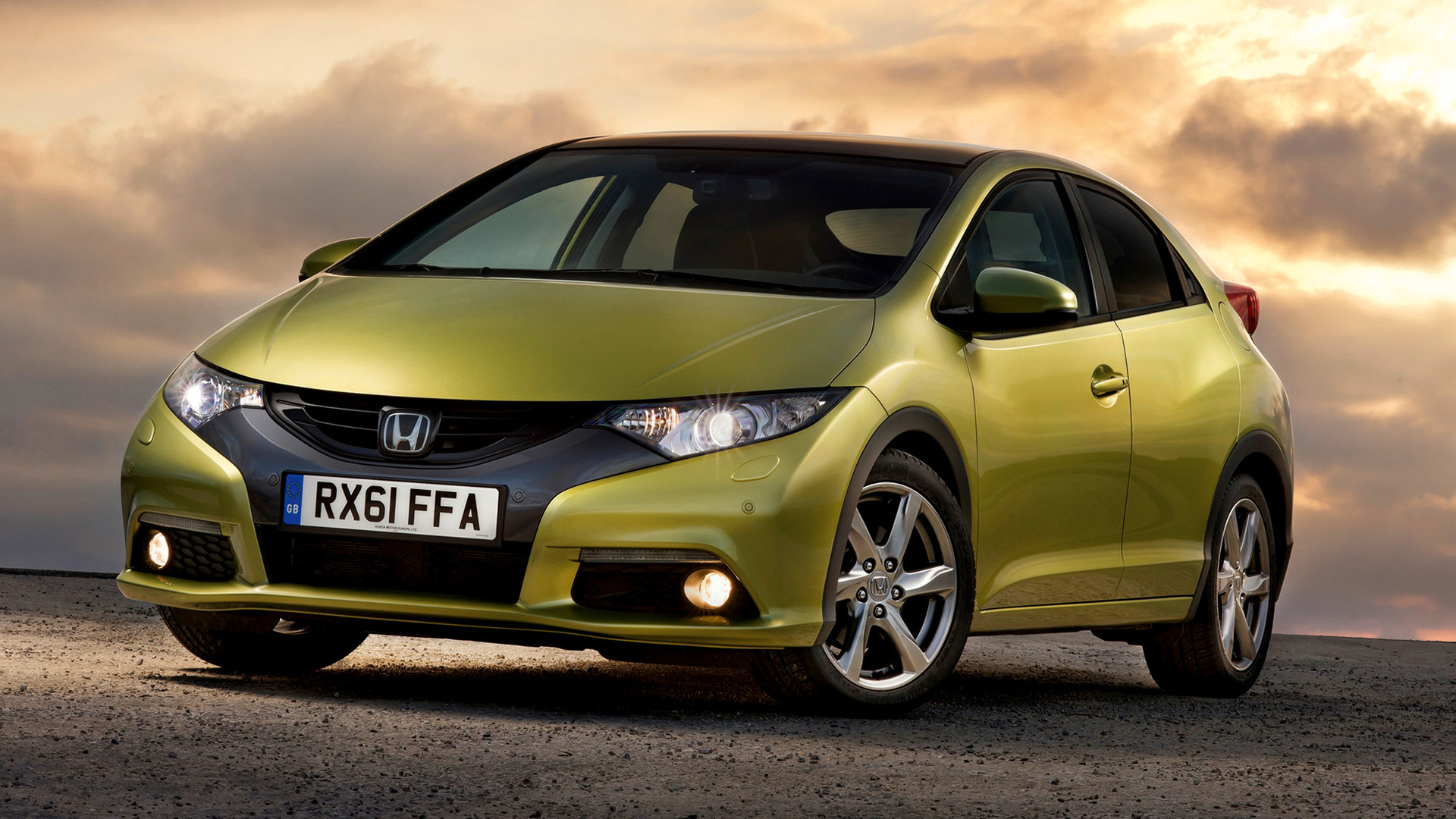 Honda Civic Hatchback 2011 Wallpapers And Hd Images