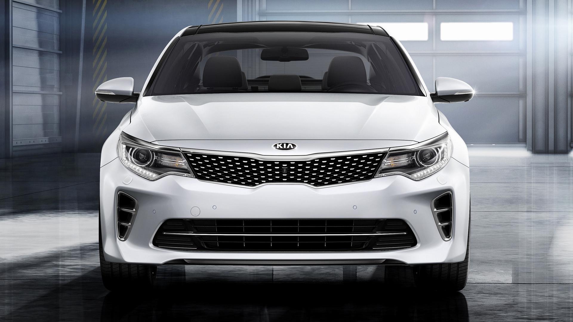 2016 Kia Optima Hybrid >> Kia Optima GT (2016) EU Wallpapers and HD Images - Car Pixel