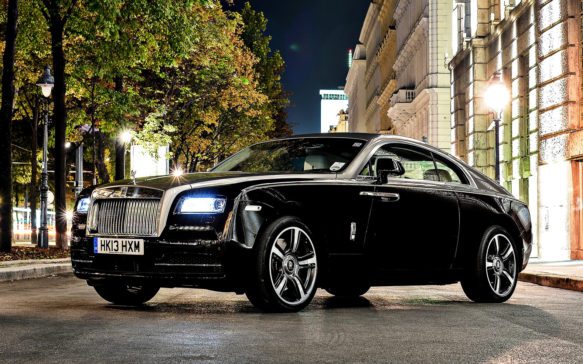 2013 Rolls Royce Wraith Wallpapers And Hd Images Car Pixel