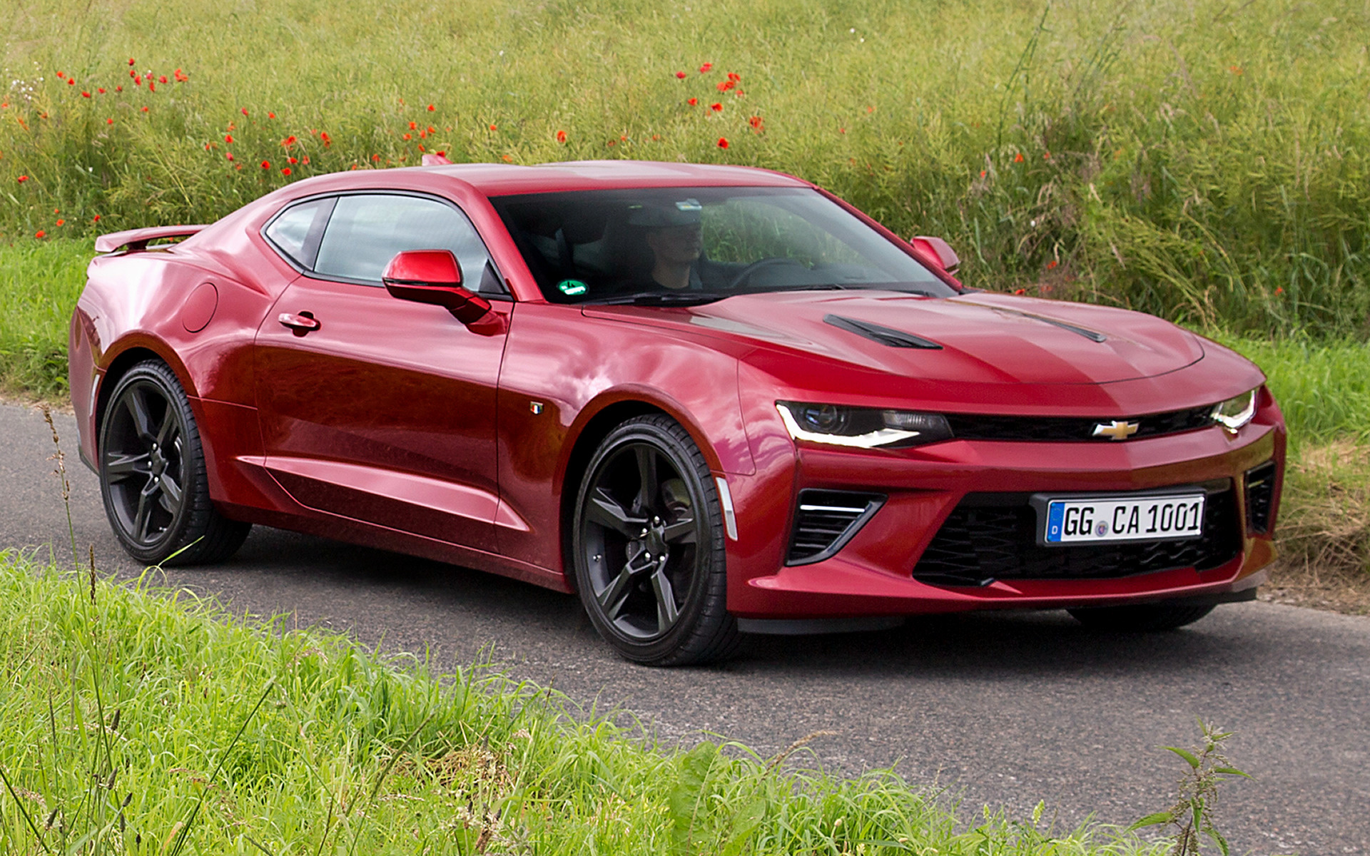 2016 Chevrolet Camaro V8 Eu Wallpapers And Hd Images