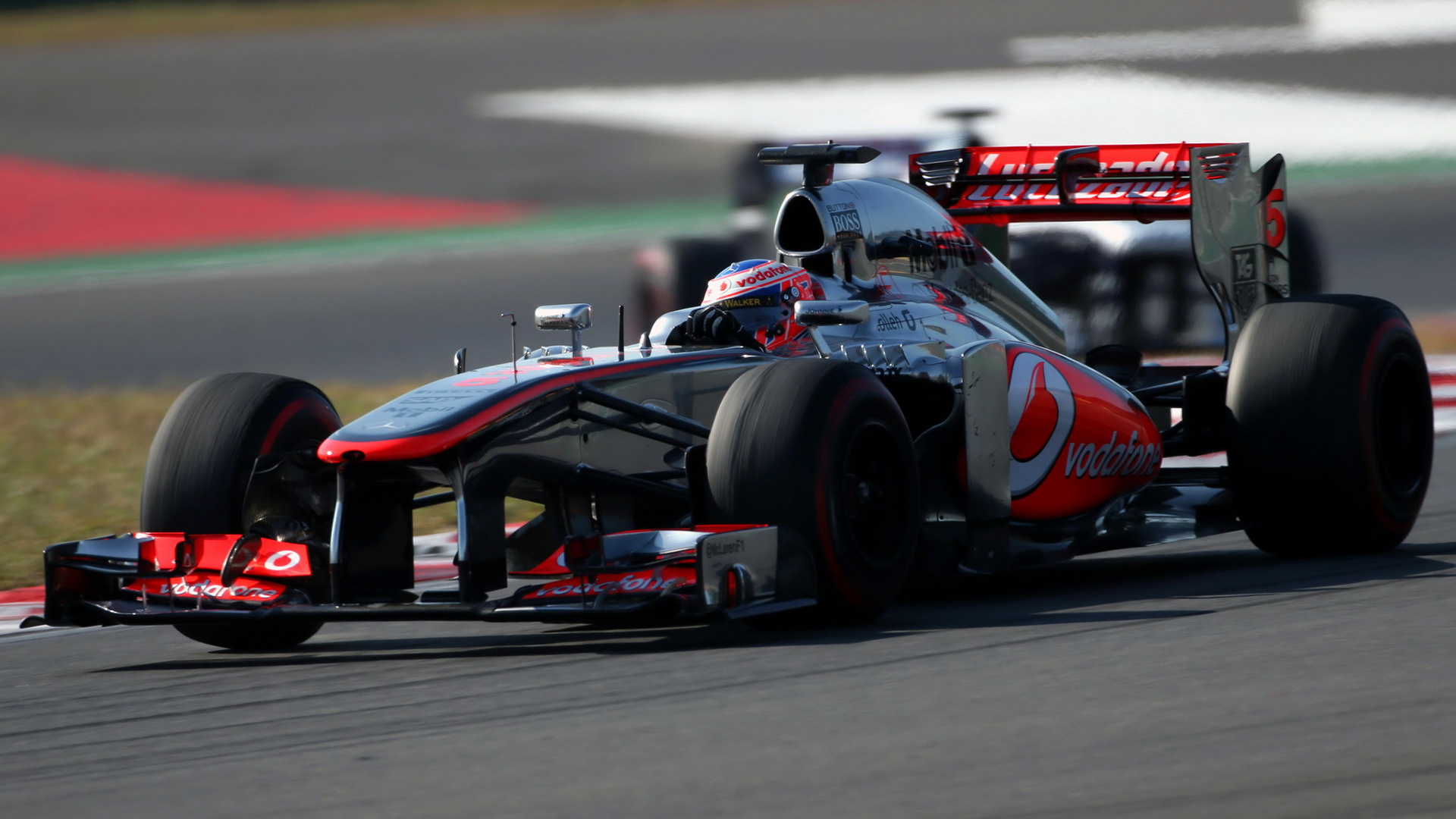 2013 McLaren Mercedes MP4-28 - Wallpapers and HD Images ...