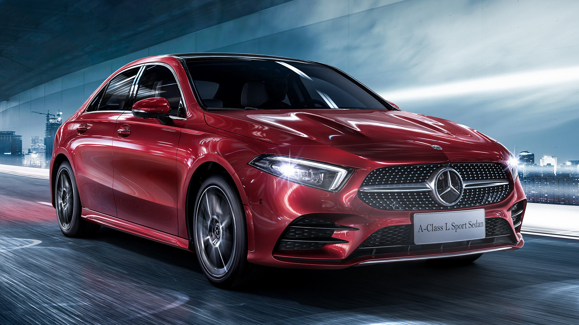 2019 Mercedes-Benz A-Class Sedan AMG Styling [Long] (CN ...