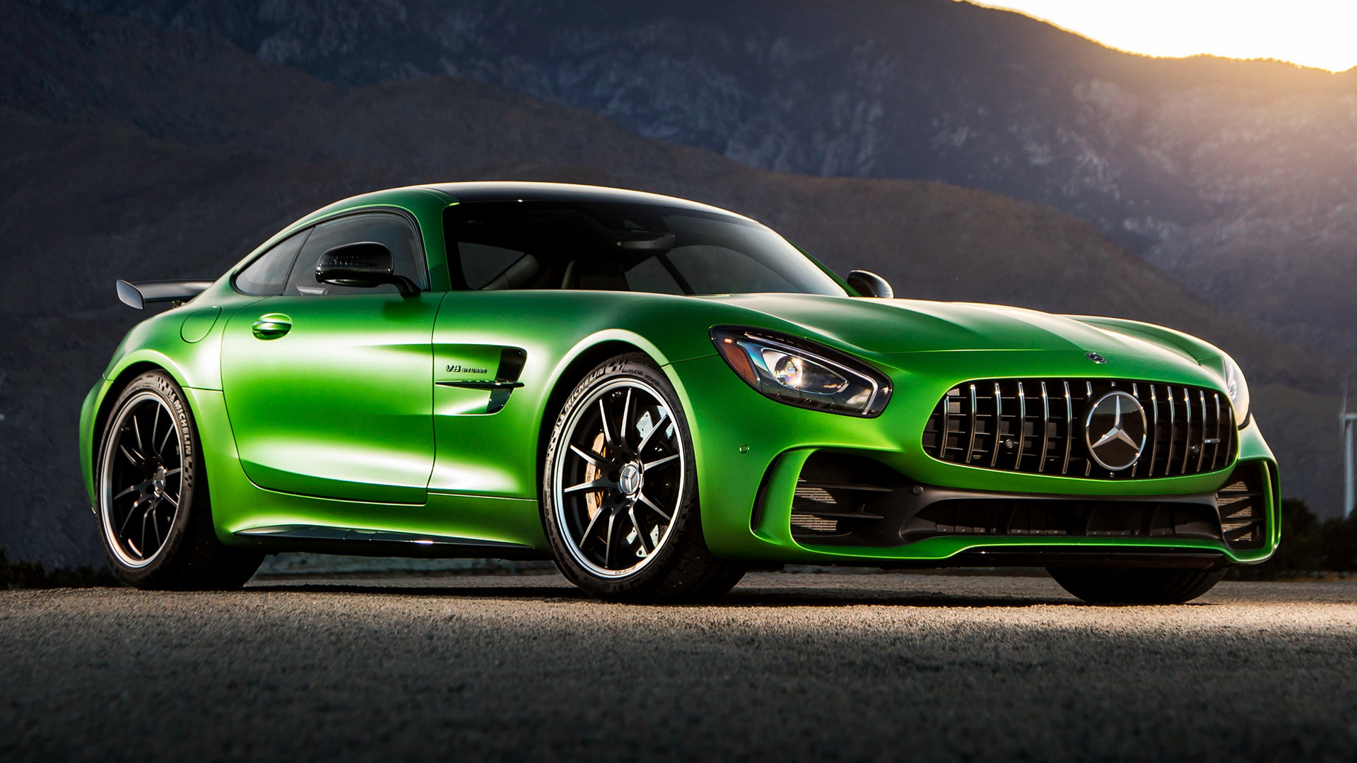 Mercedes-AMG GT R (2018) US Wallpapers and HD Images - Car ...