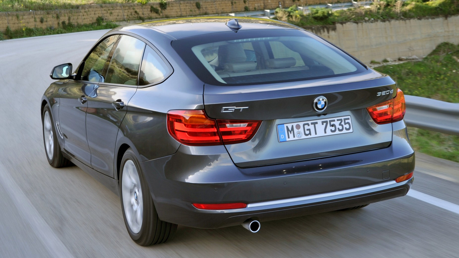 2013 Bmw 3 Series Gran Turismo Wallpapers And Hd Images