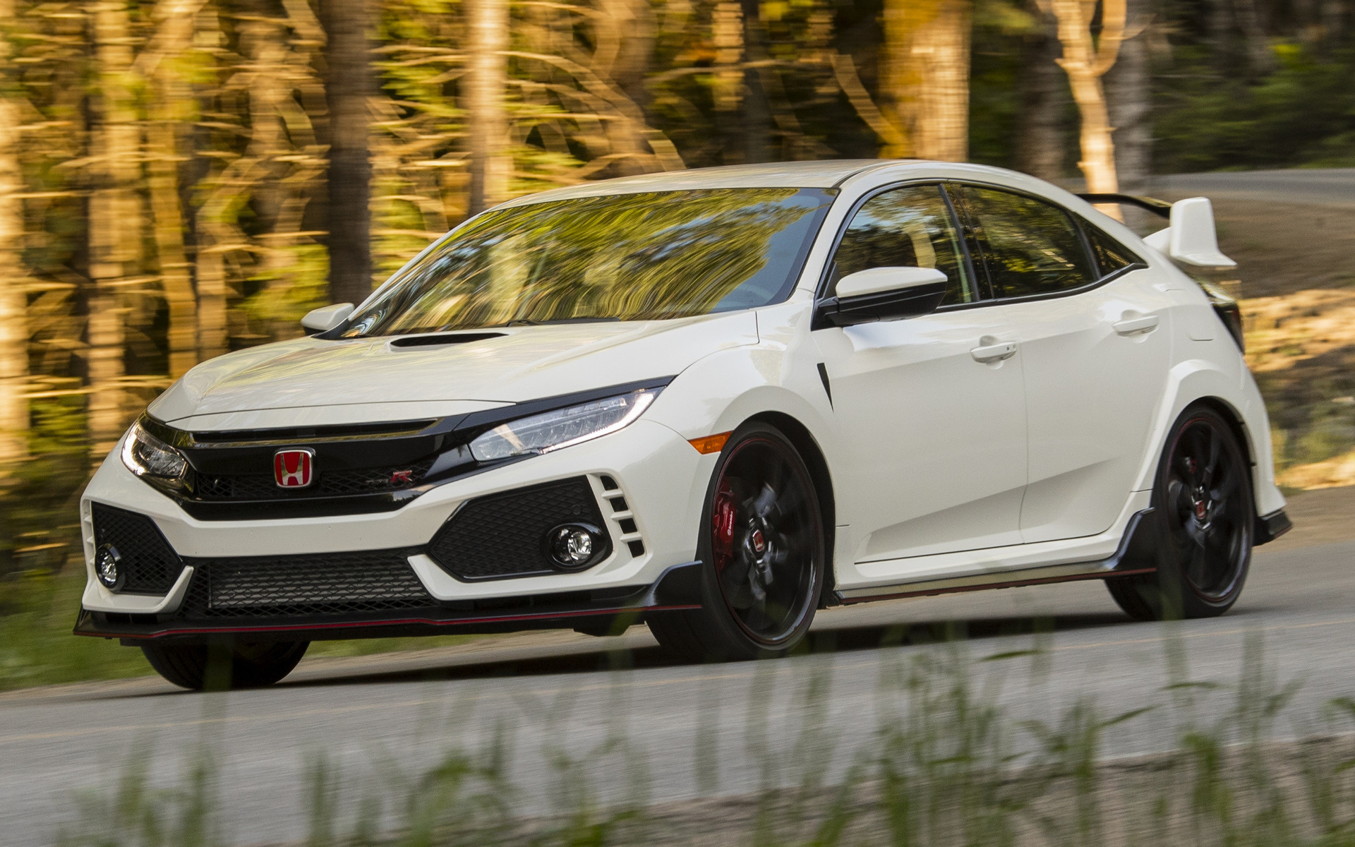 Honda Civic Type R Car Wallpaper