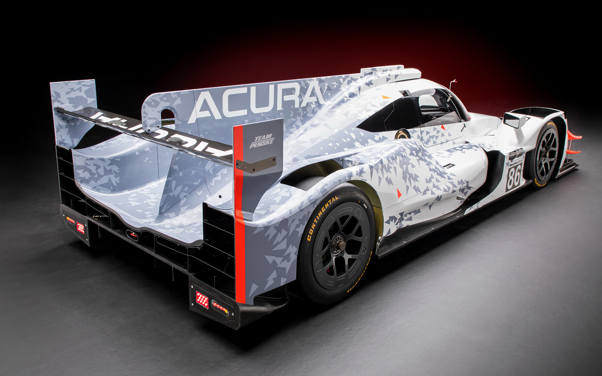 2018 Acura ARX-05 DPi - Wallpapers and HD Images | Car Pixel