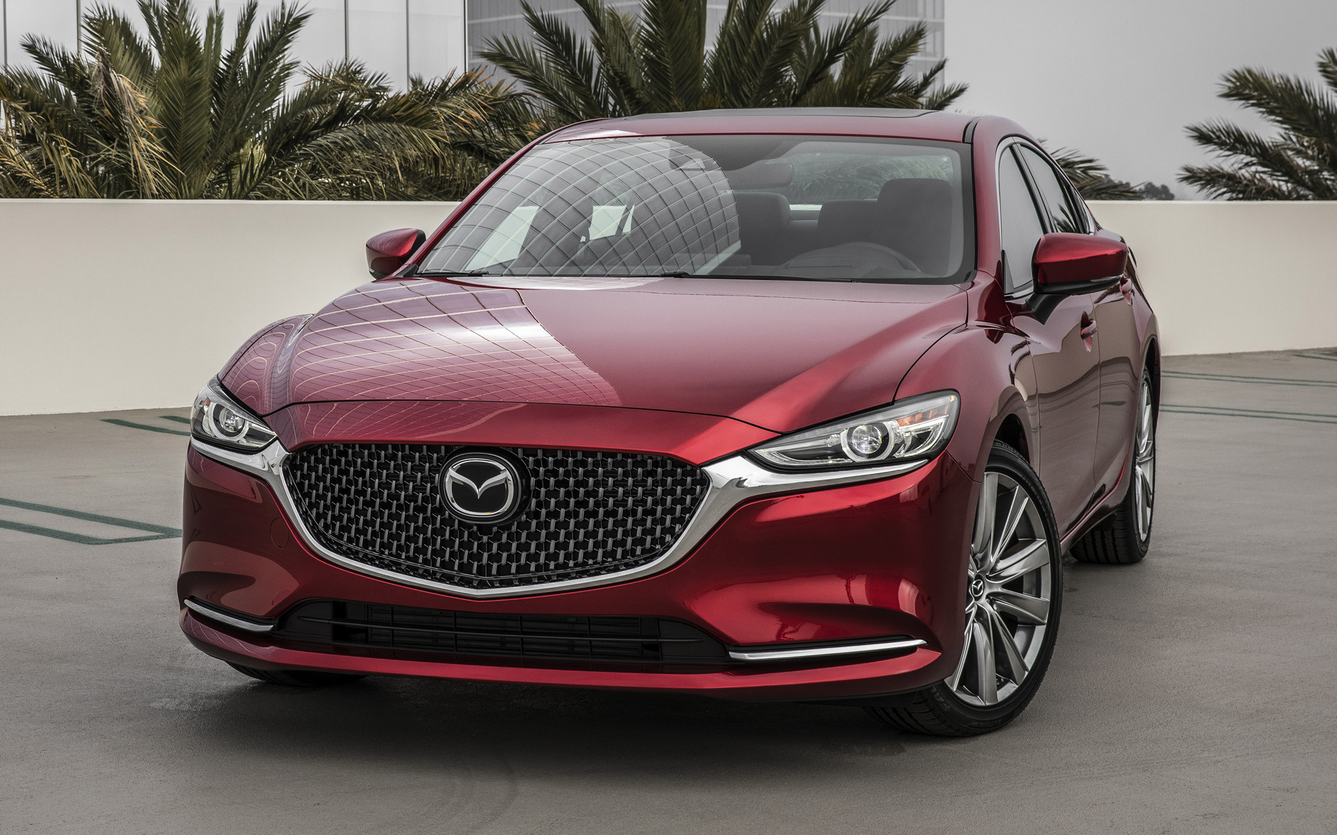 2018 Mazda6 (US) - Wallpapers and HD Images | Car Pixel