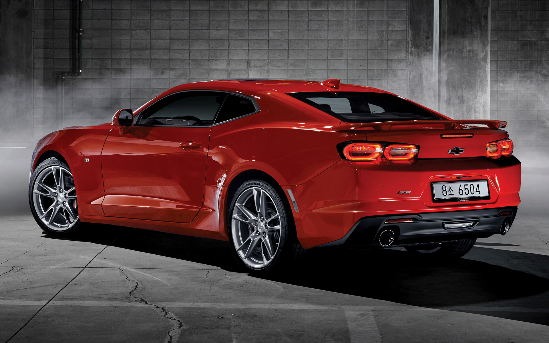 2019 Chevrolet Camaro SS (KR) - Wallpapers and HD Images | Car Pixel