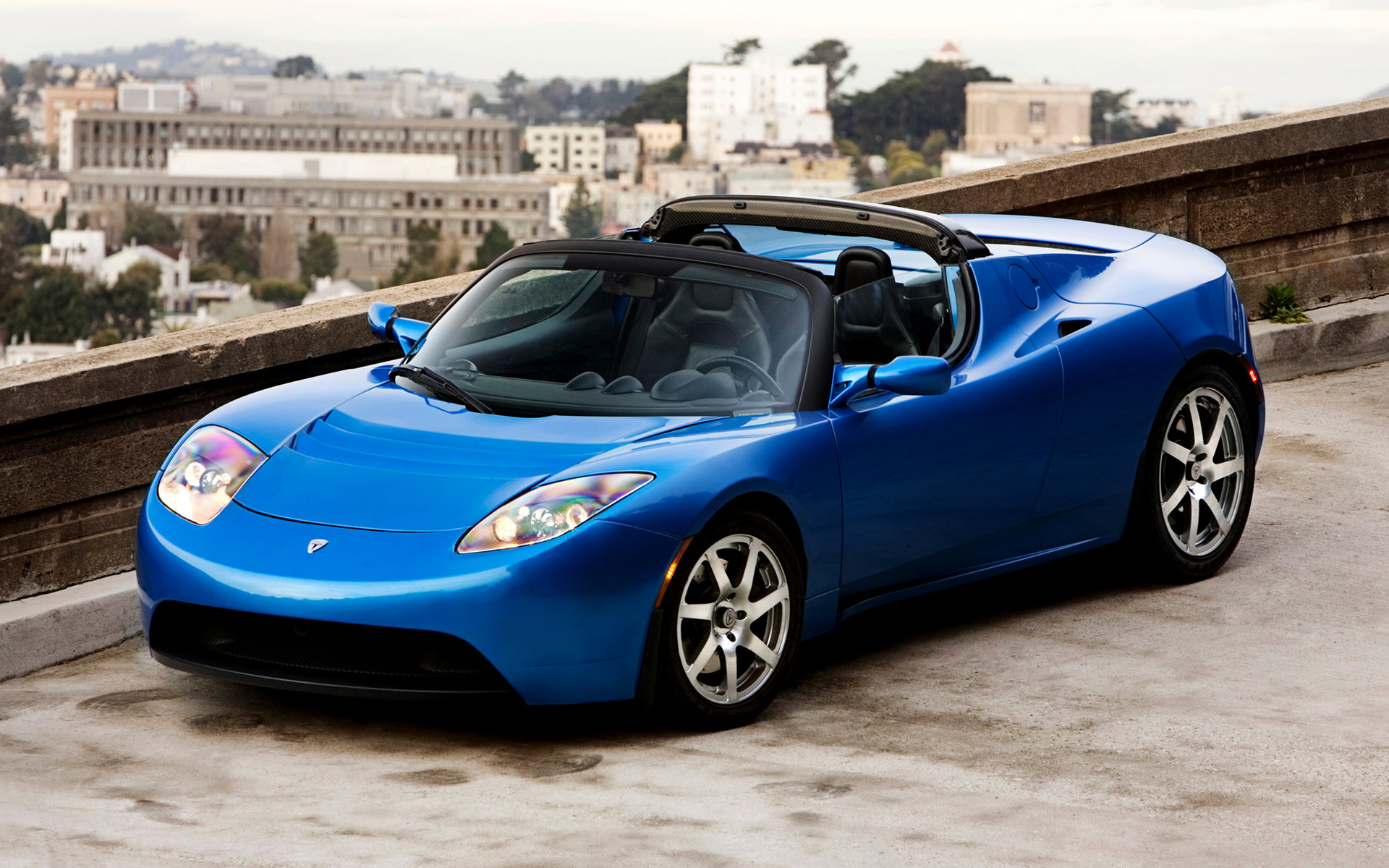 2007 Tesla Roadster Wallpapers And Hd Images Car Pixel