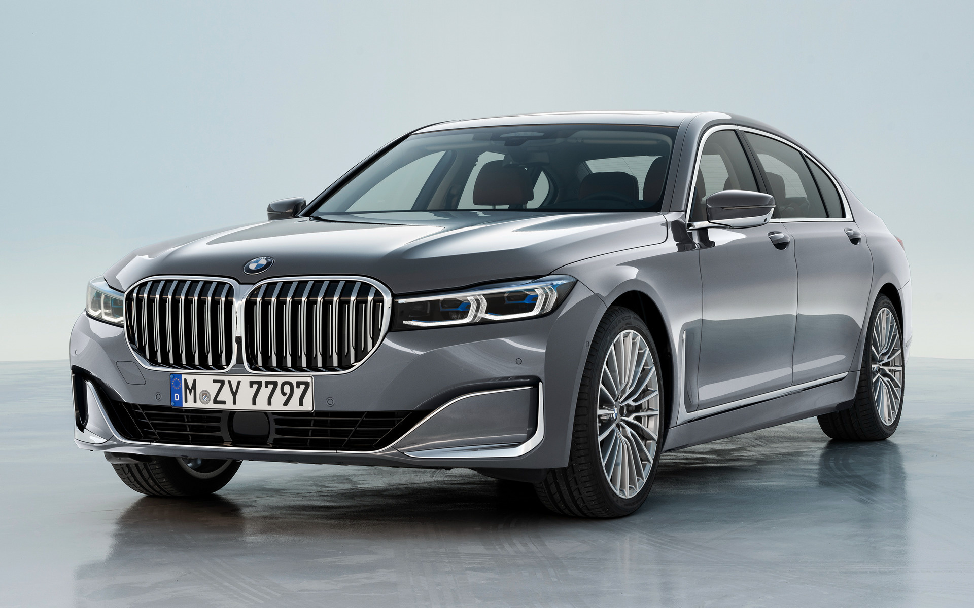 2019 Bmw 7 Series Lwb Wallpapers And Hd Images Car Pixel