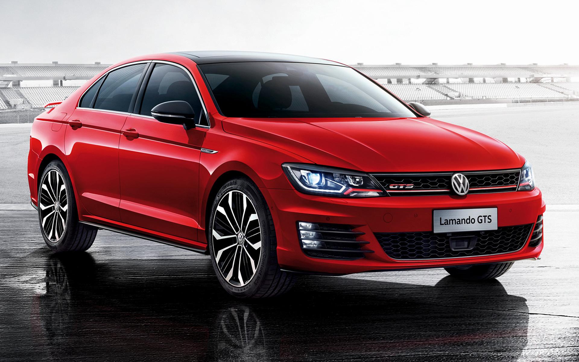 New Hyundai Genesis >> 2016 Volkswagen Lamando GTS - Wallpapers and HD Images