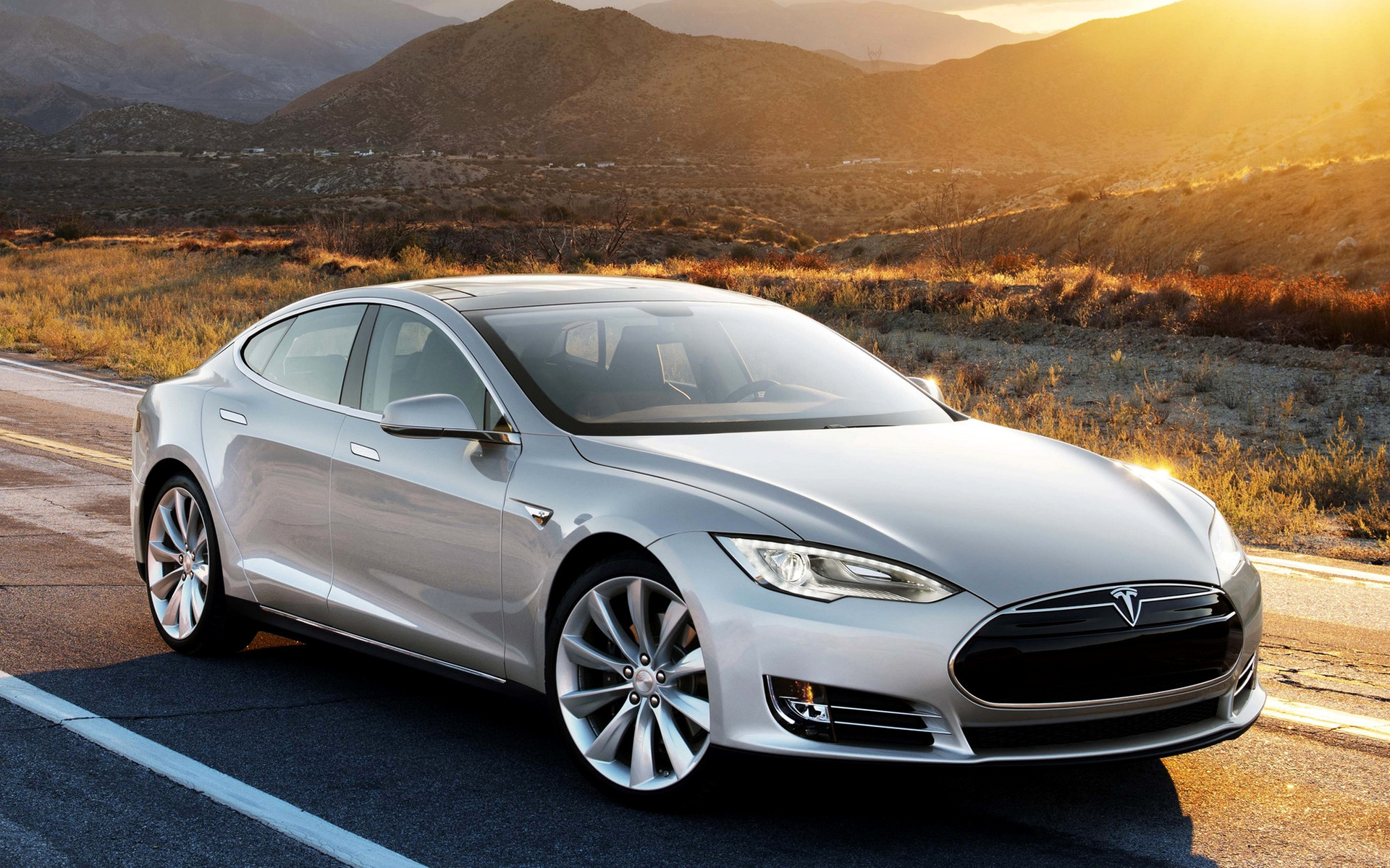 Ford Model B >> 2012 Tesla Model S - Wallpapers and HD Images | Car Pixel