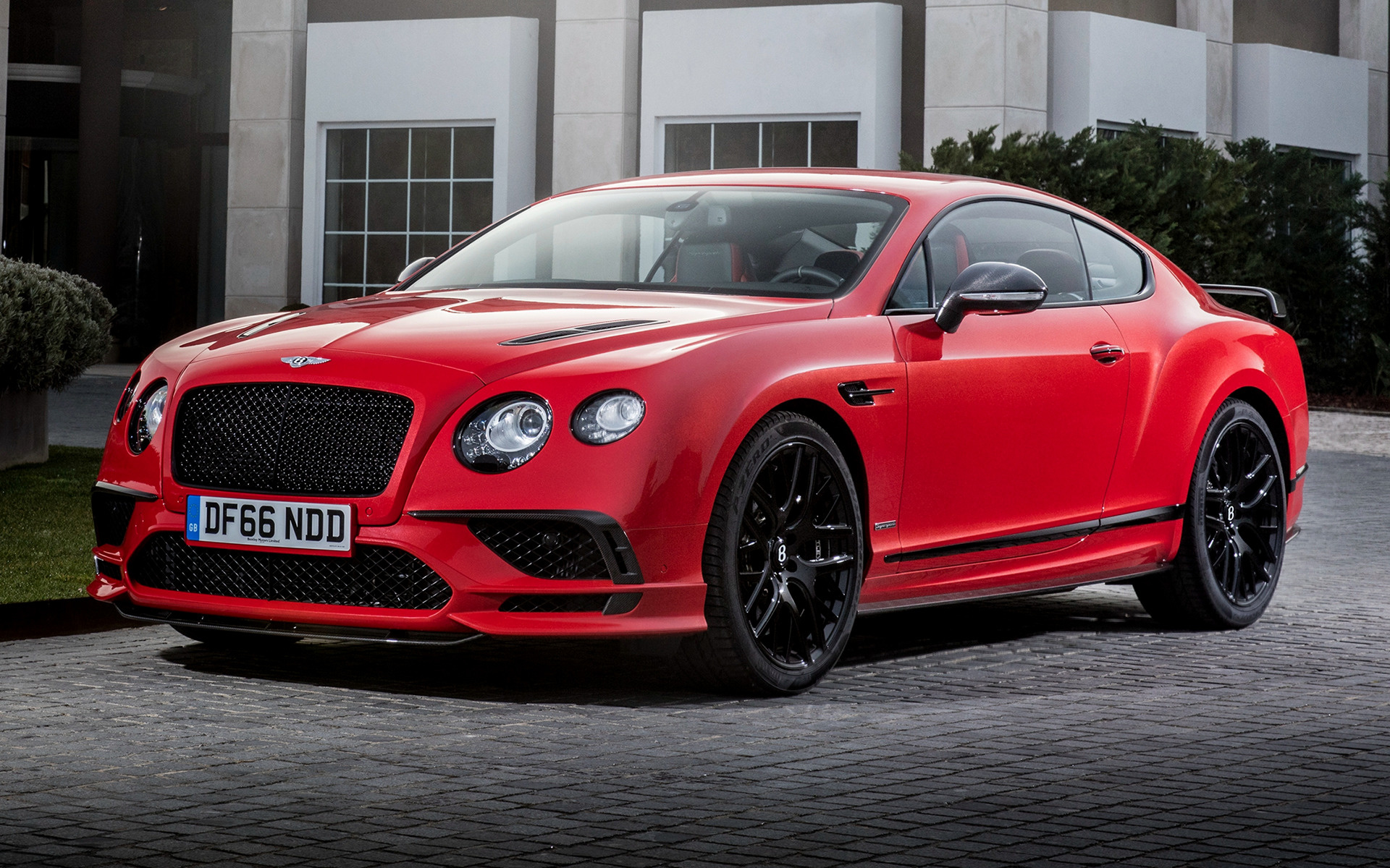2017 Bentley Continental Supersports Wallpapers And Hd