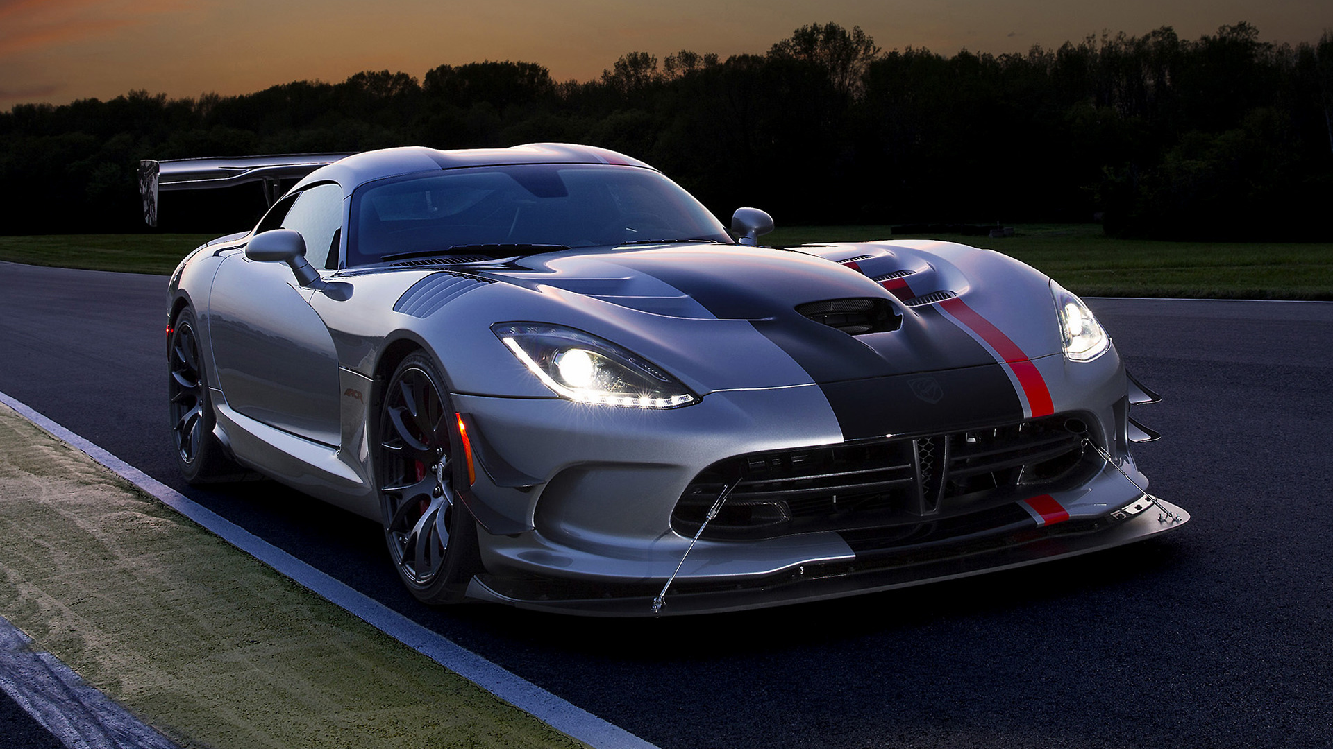 2016 Dodge Viper Acr Wallpapers And Hd Images Car Pixel