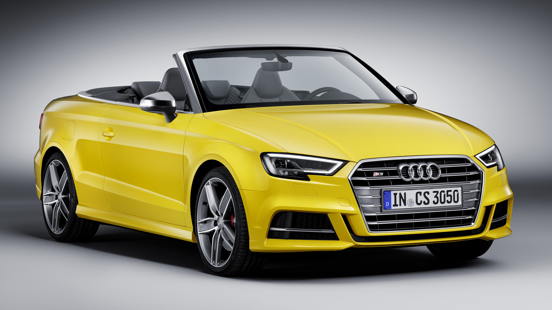 audi s3 cabriolet 2016 wallpapers and hd images car pixel. Black Bedroom Furniture Sets. Home Design Ideas