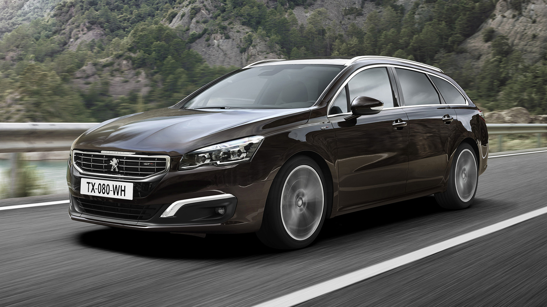 2014 Peugeot 508 Gt Sw Wallpapers And Hd Images Car Pixel