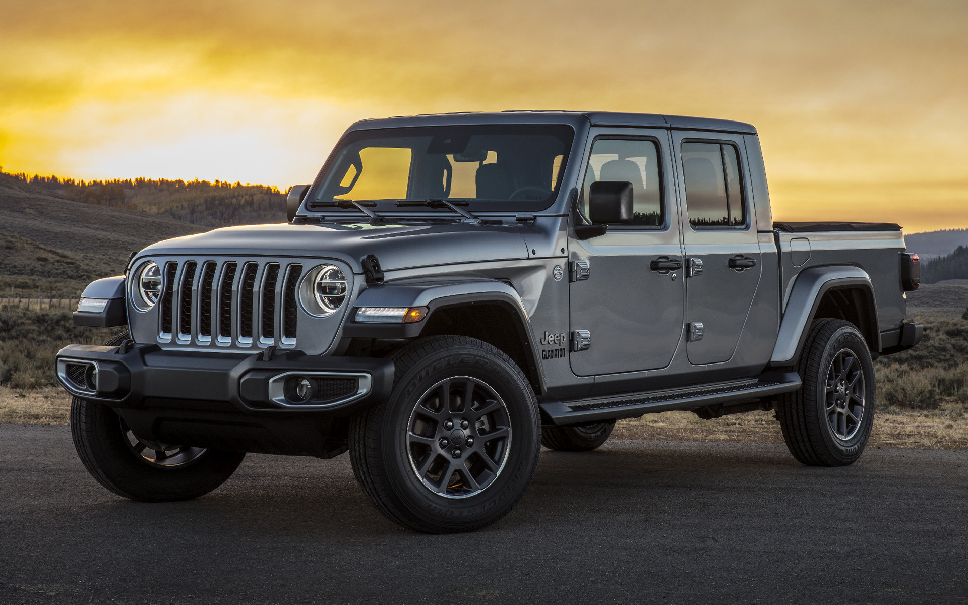 2020 Jeep Gladiator Overland - Wallpapers and HD Images | Car Pixel