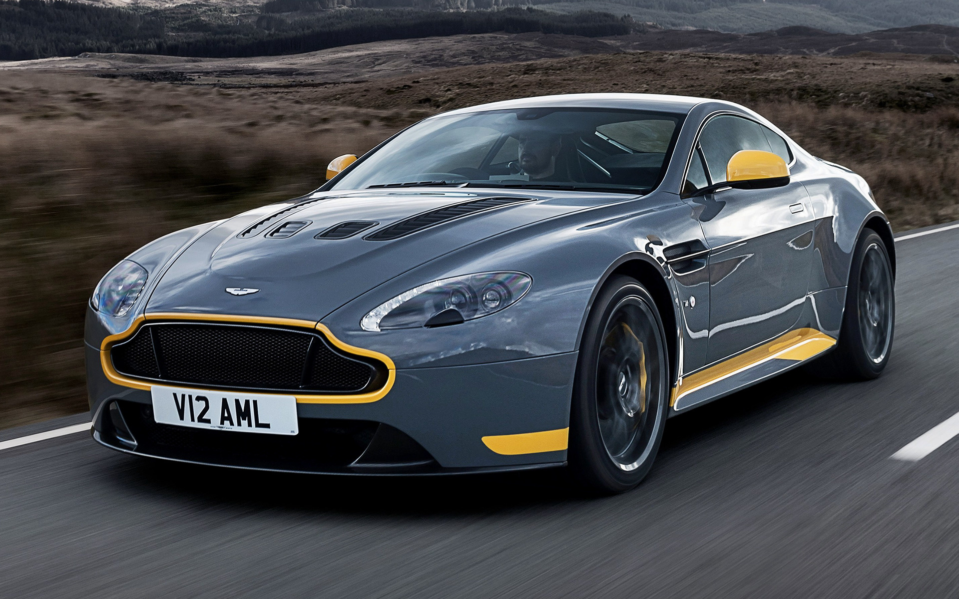 2016 Aston Martin V12 Vantage S Sport Plus Pack Uk Wallpapers And Hd Images Car Pixel