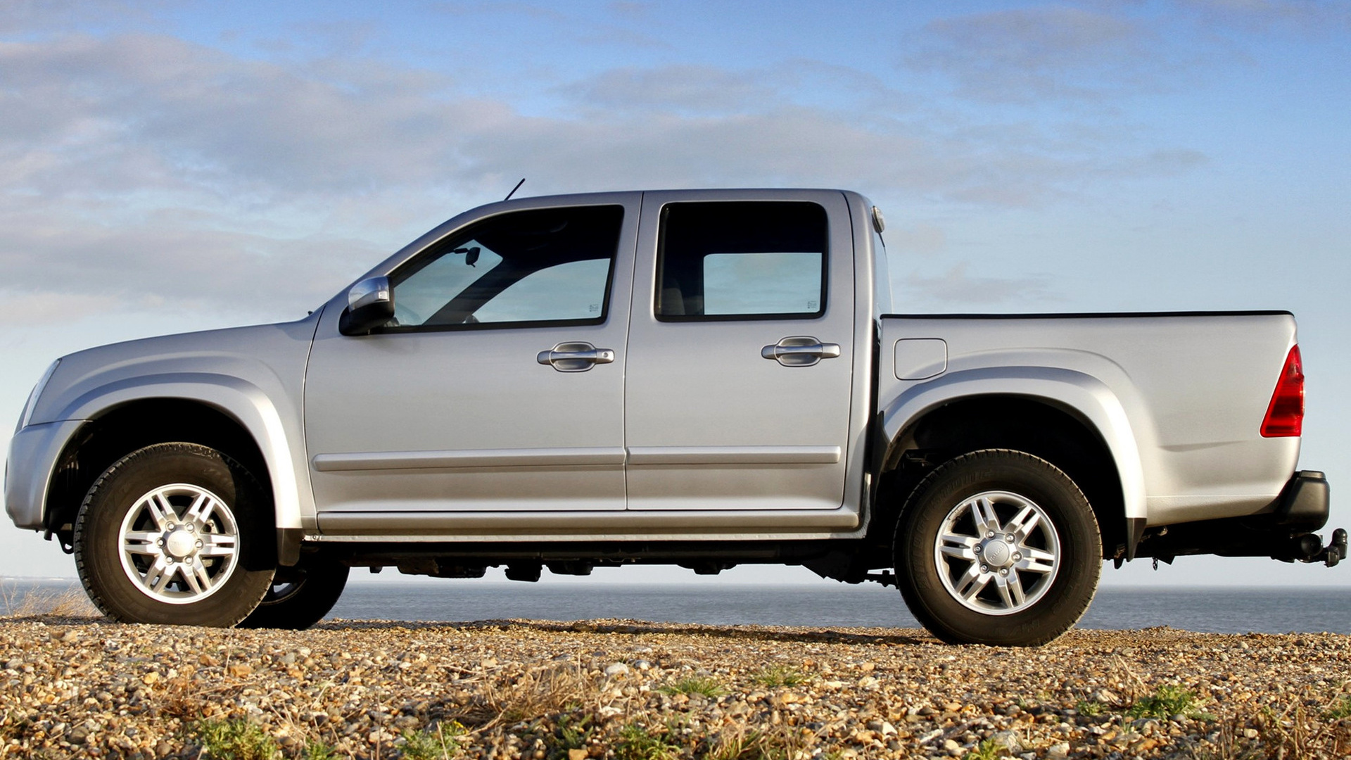 2007 Isuzu Rodeo Denver Wallpapers And Hd Images Car Pixel