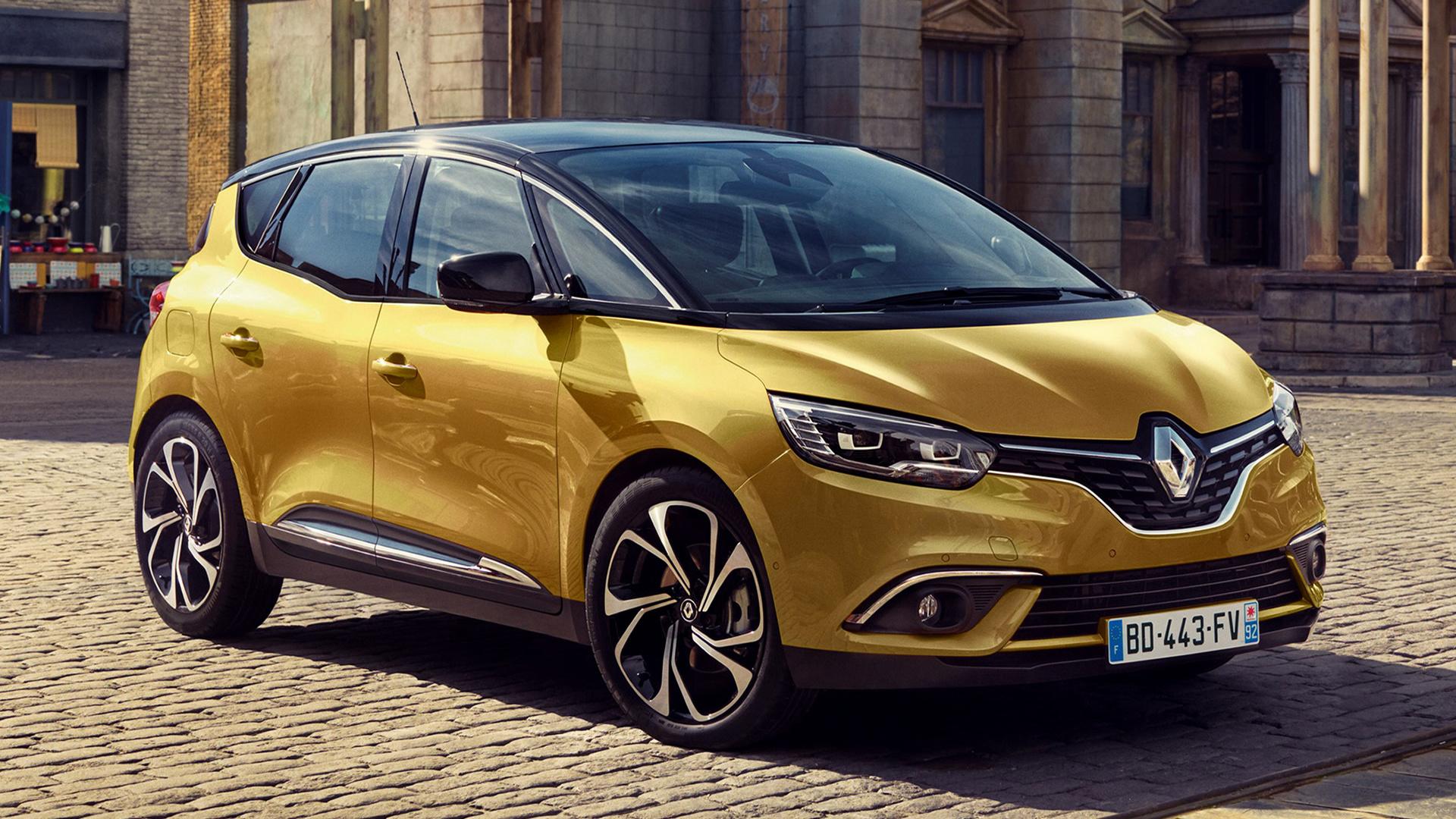 2016 Renault Scenic Fondos De Pantalla E Imágenes En Hd