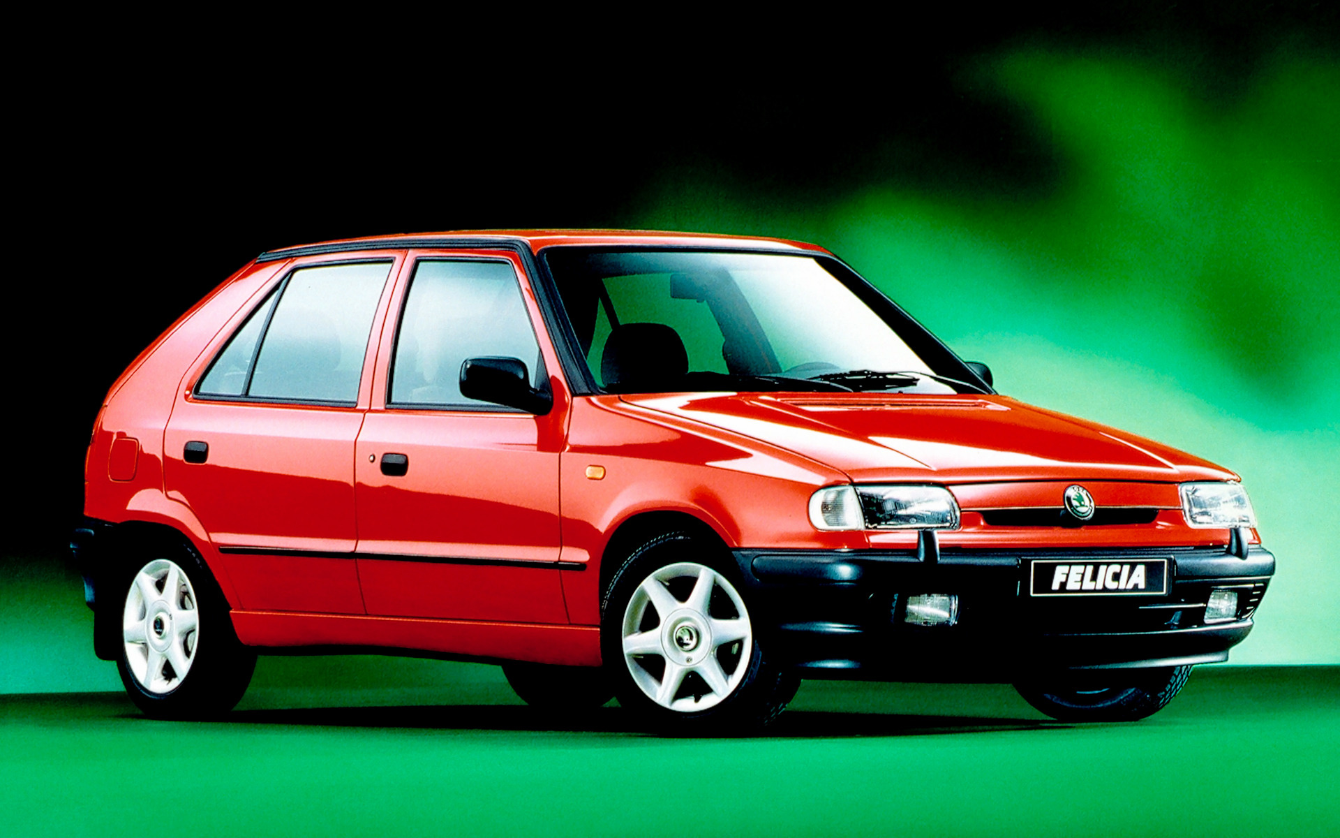 Skoda Felicia (1994) Wallpapers and HD Images - Car Pixel