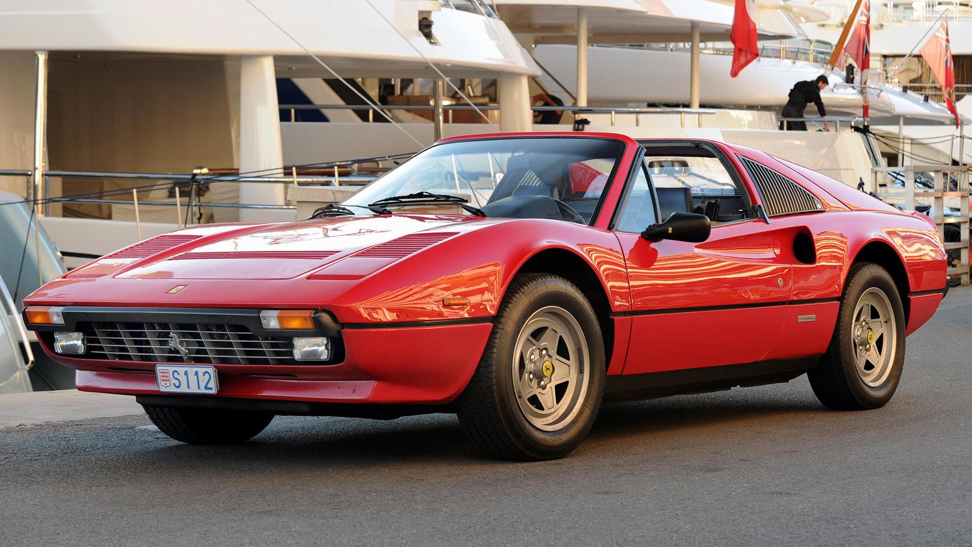 1982 Ferrari 308 Gts Quattrovalvole Hintergrundbilder Und Wallpaper In Hd Car Pixel