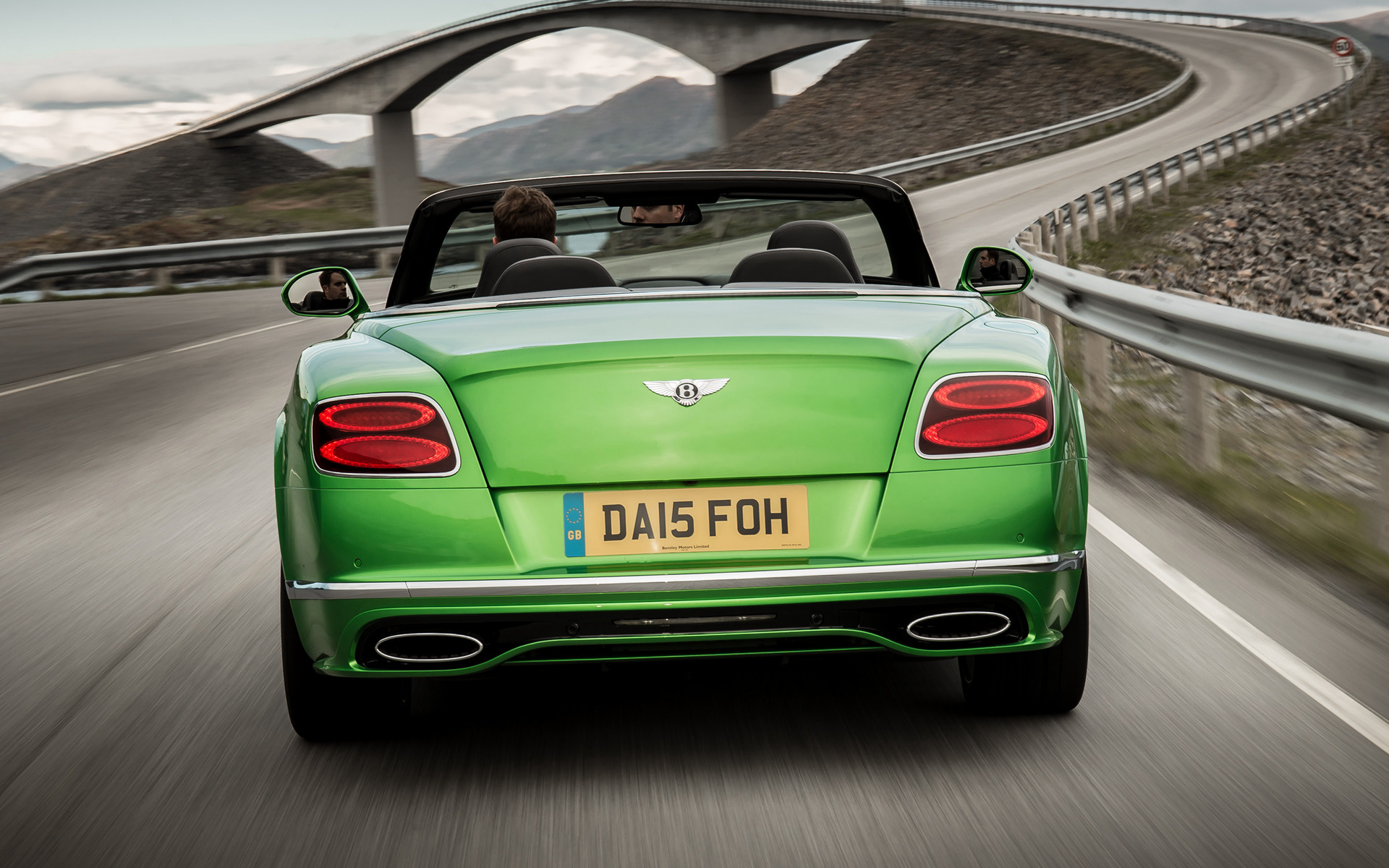 Bentley Continental Gt Speed Convertible 2015 Wallpapers