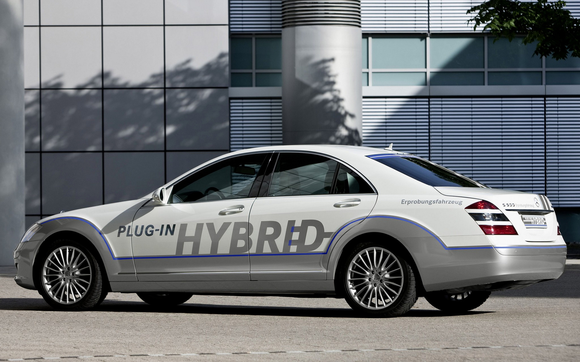 mercedes plug in hybrid #10