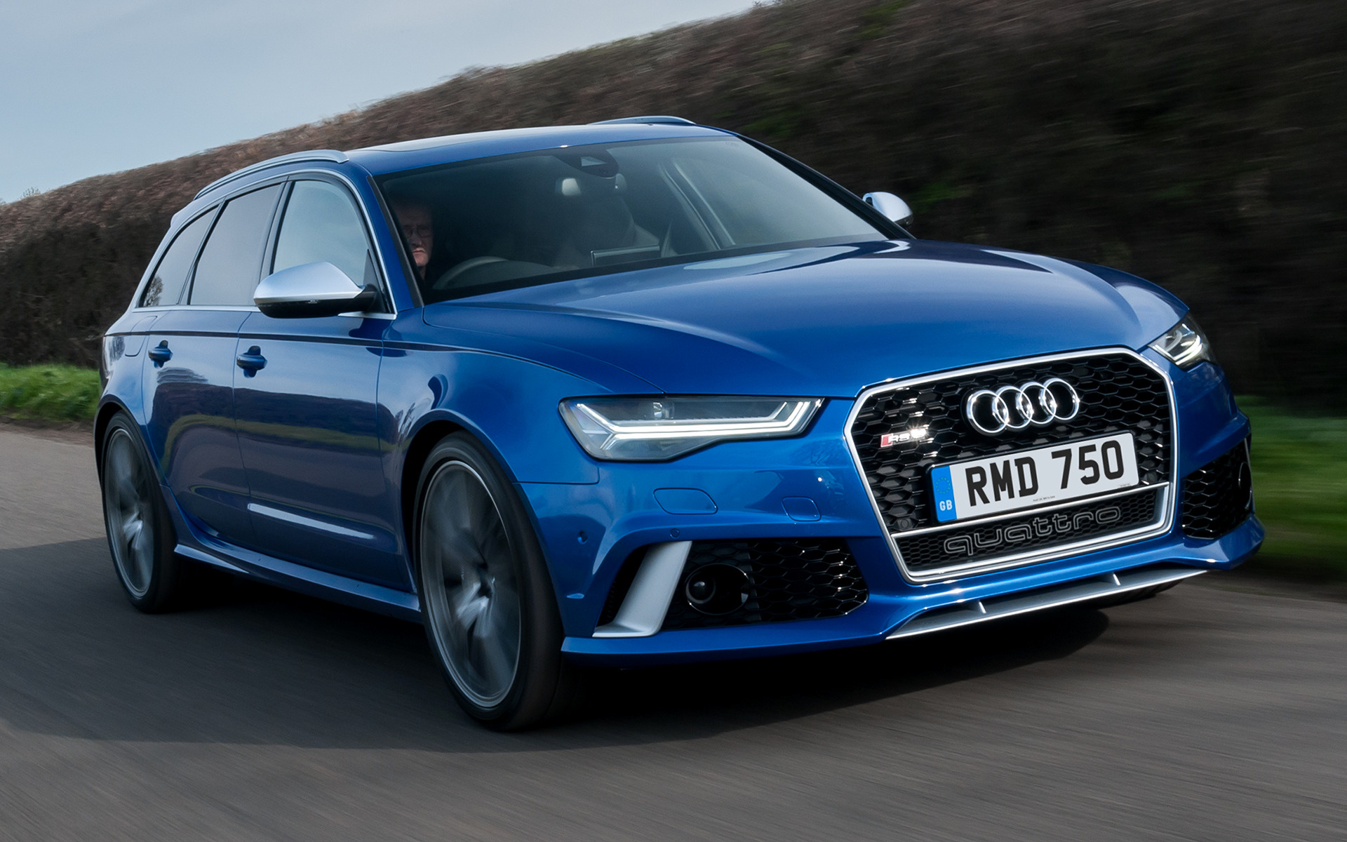2016 Audi RS 6 Avant Performance (UK) - Wallpapers and HD ...