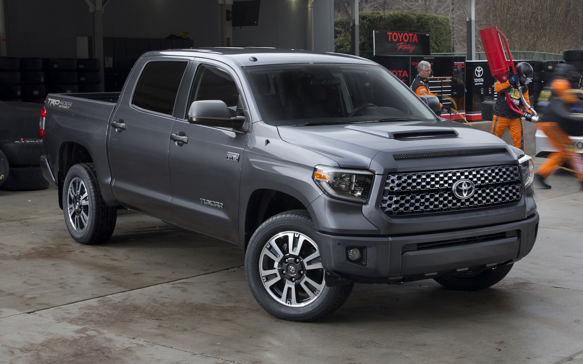 2018 Toyota Tundra TRD Sport CrewMax - Wallpapers and HD ...