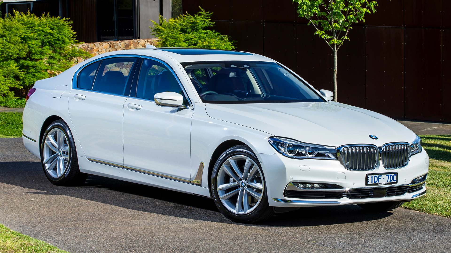 2015 BMW 7 Series (AU) - Wallpapers and HD Images   Car Pixel