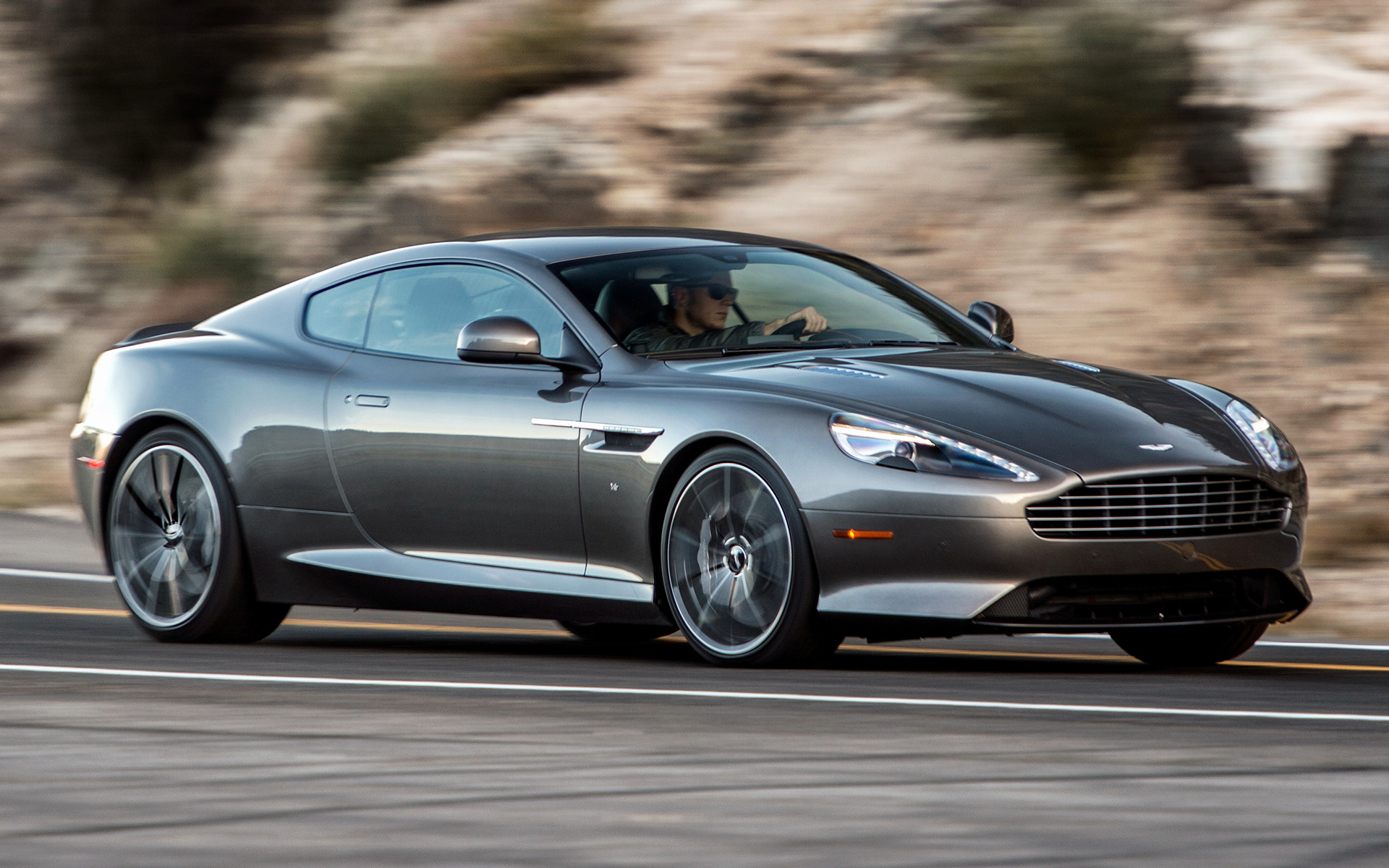2016 Aston Martin Db9 Gt Us Wallpapers And Hd Images