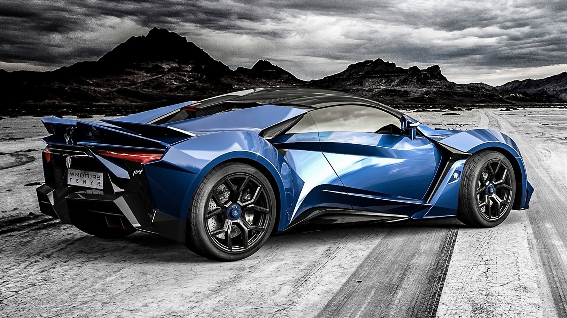 Cars Wallpapers: Fenyr SuperSport (2016) Wallpapers And HD Images
