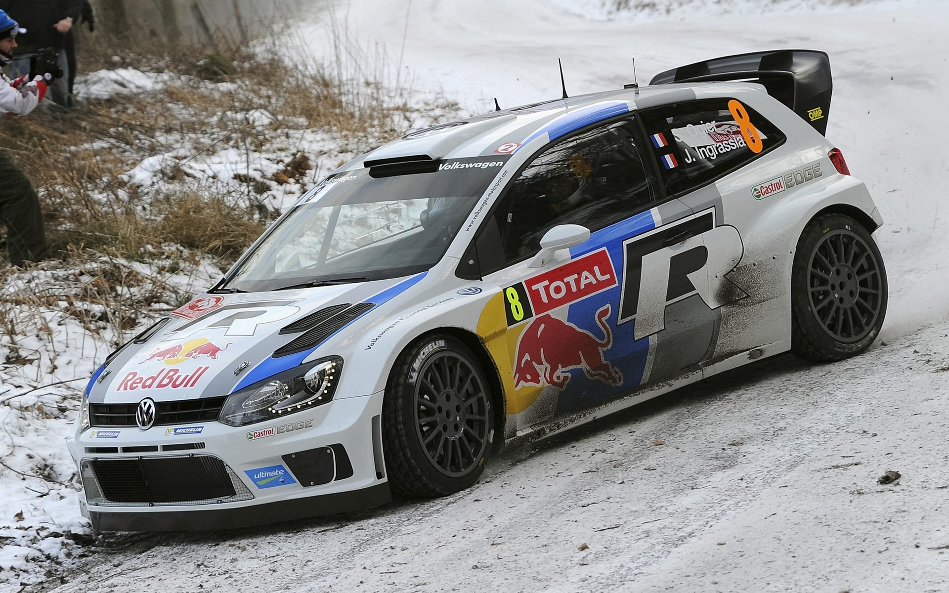 Volkswagen Polo R Wrc 2013 Wallpapers And Hd Images