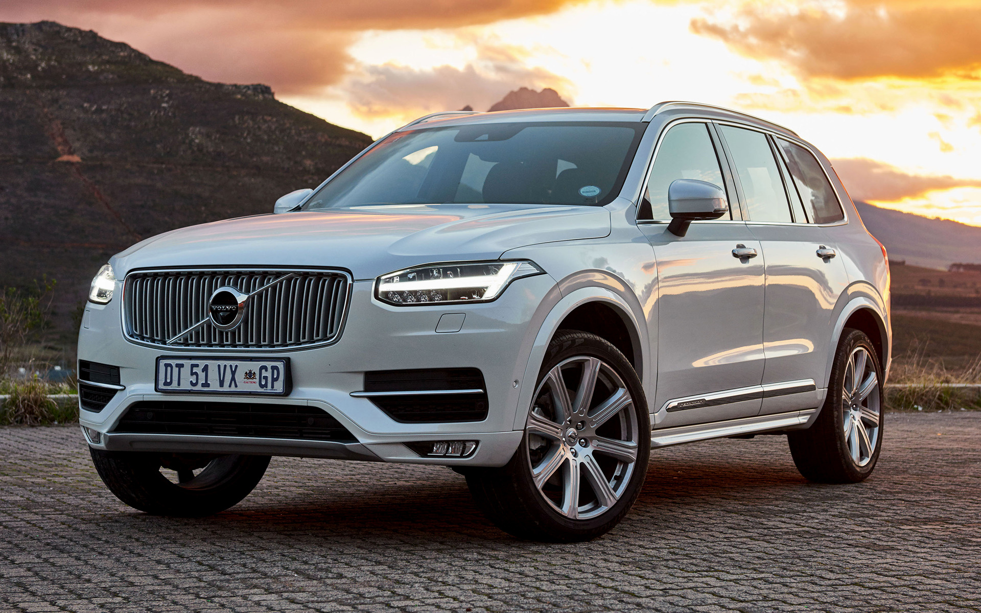 Volvo Xc90 Inscription 2015 Za Wallpapers And Hd Images