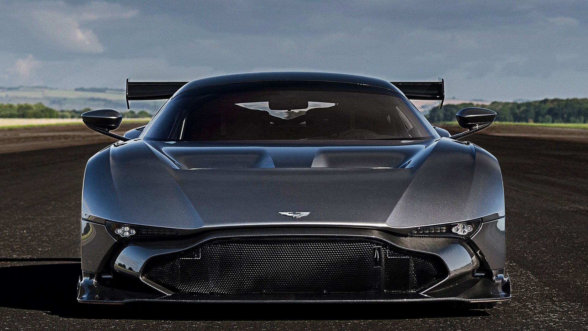 World Car Kia >> 2015 Aston Martin Vulcan - Wallpapers and HD Images | Car Pixel