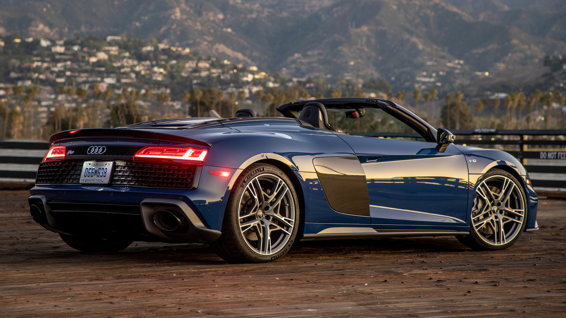 Audi R8 Lms >> 2020 Audi R8 Spyder Performance (US) - Wallpapers and HD ...