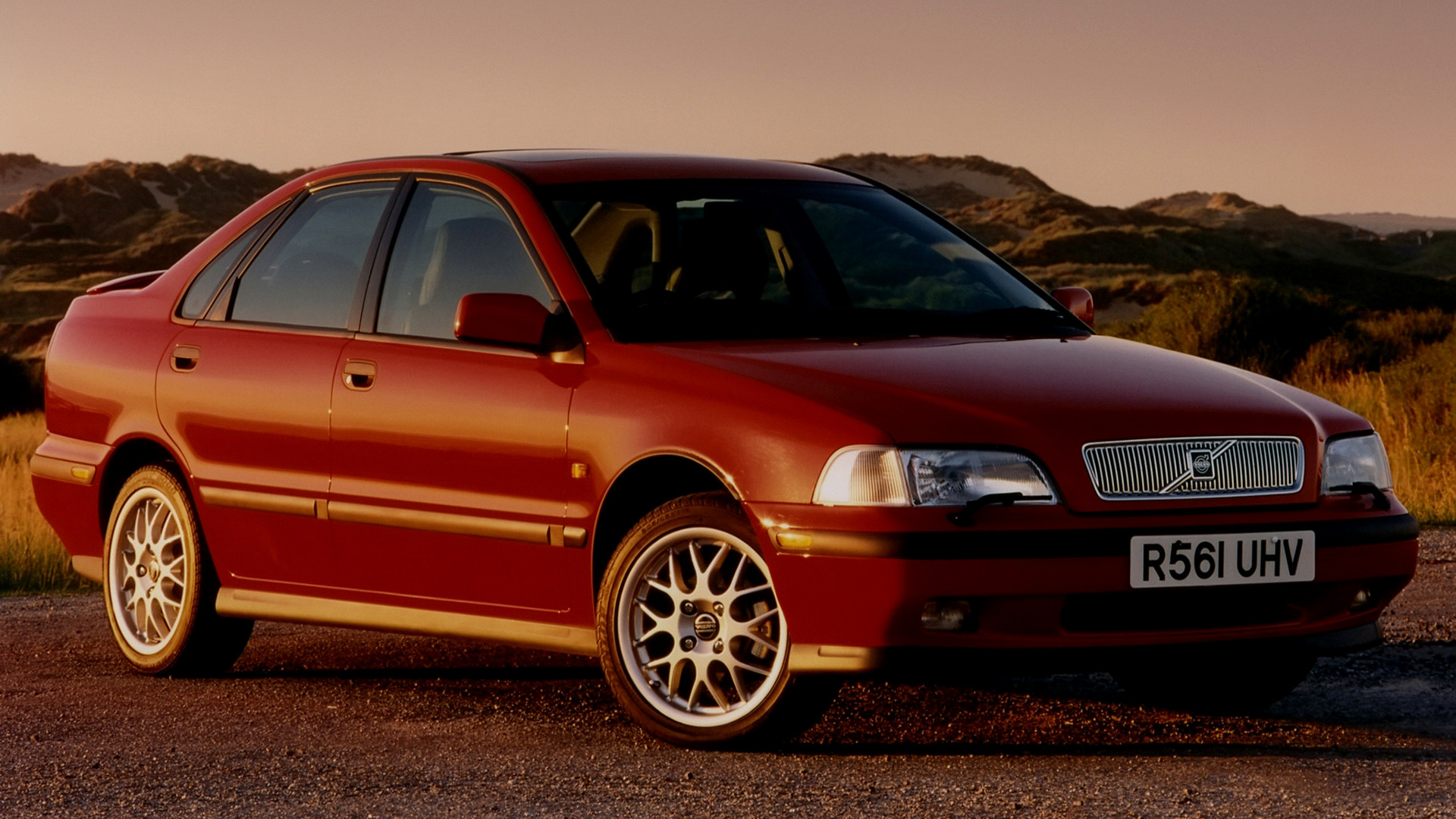 Volvo S40 1996 UK Wallpapers and HD Images  Car Pixel