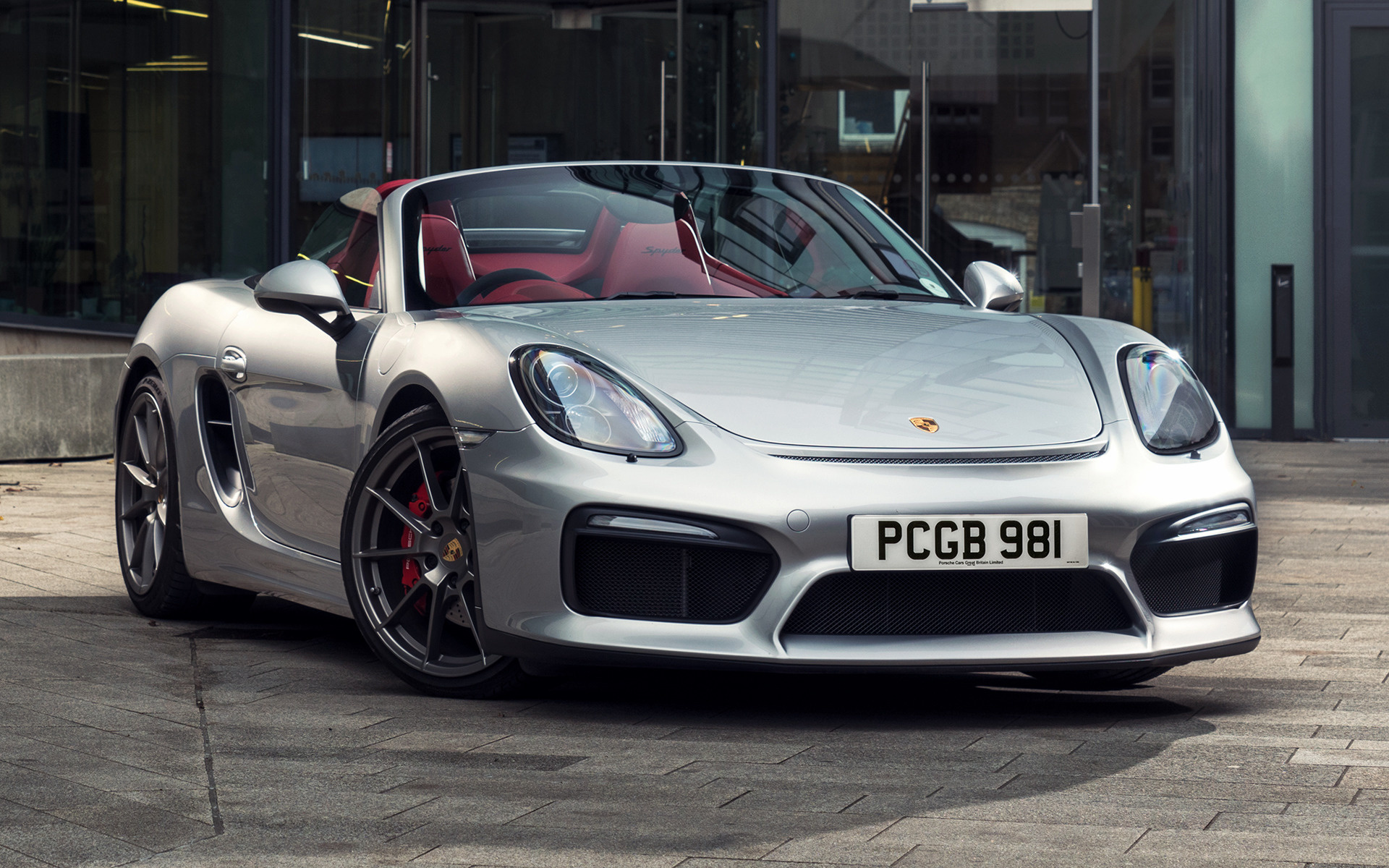 2015 Porsche Boxster Spyder Uk Wallpapers And Hd