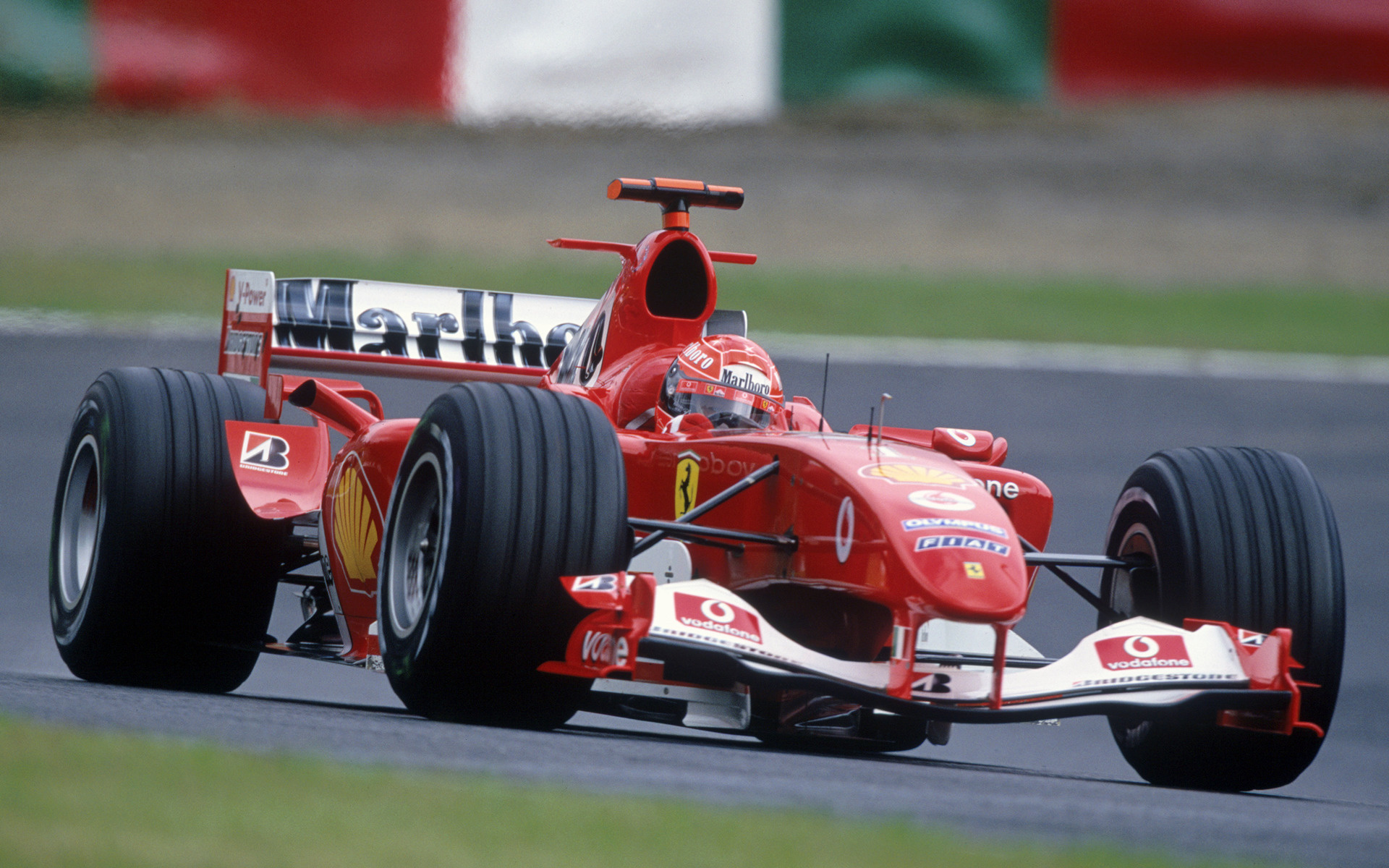 Japanese Car Brands >> 2004 Ferrari F2004 - Wallpapers and HD Images | Car Pixel