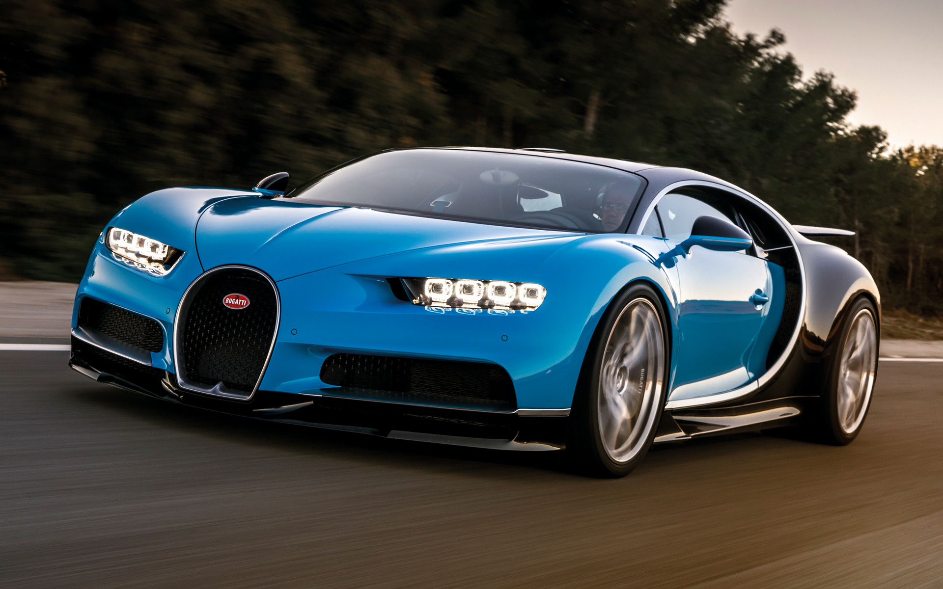 2016 Land Rover >> 2016 Bugatti Chiron - Wallpapers and HD Images | Car Pixel