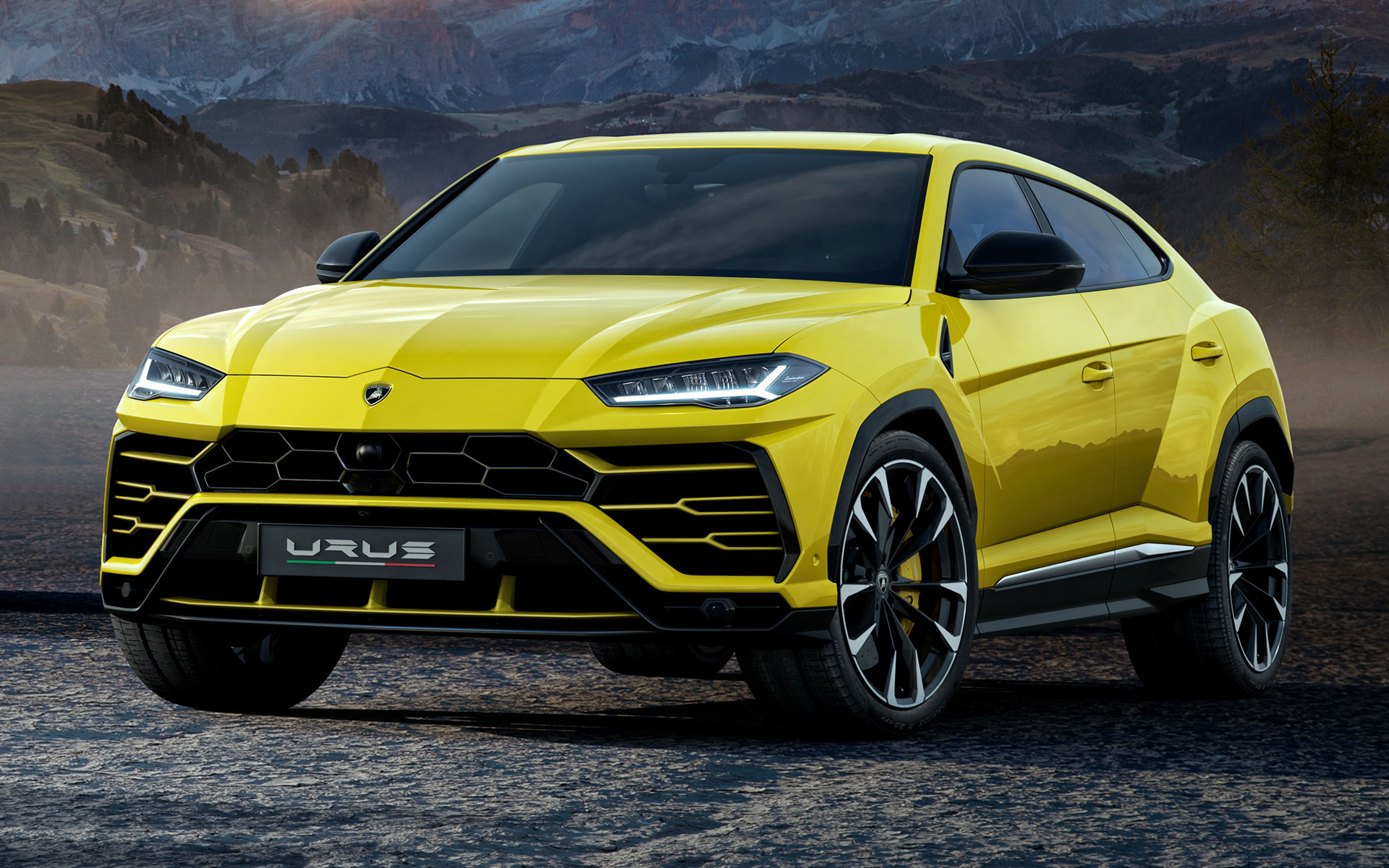 Toyota Land Rover >> Lamborghini Urus (2018) Wallpapers and HD Images - Car Pixel