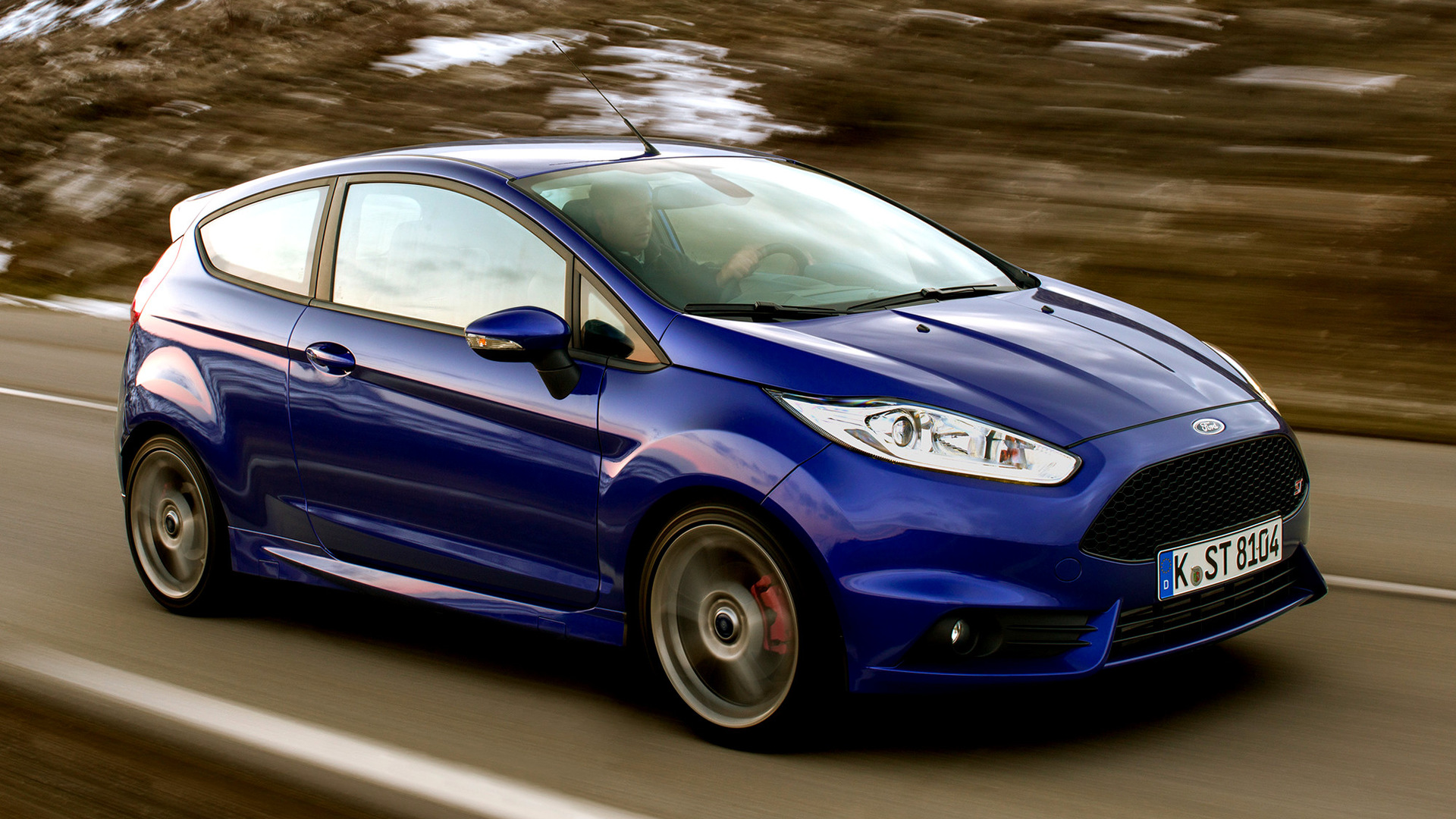 ford fiesta st 3 door 2013 wallpapers and hd images car pixel. Black Bedroom Furniture Sets. Home Design Ideas