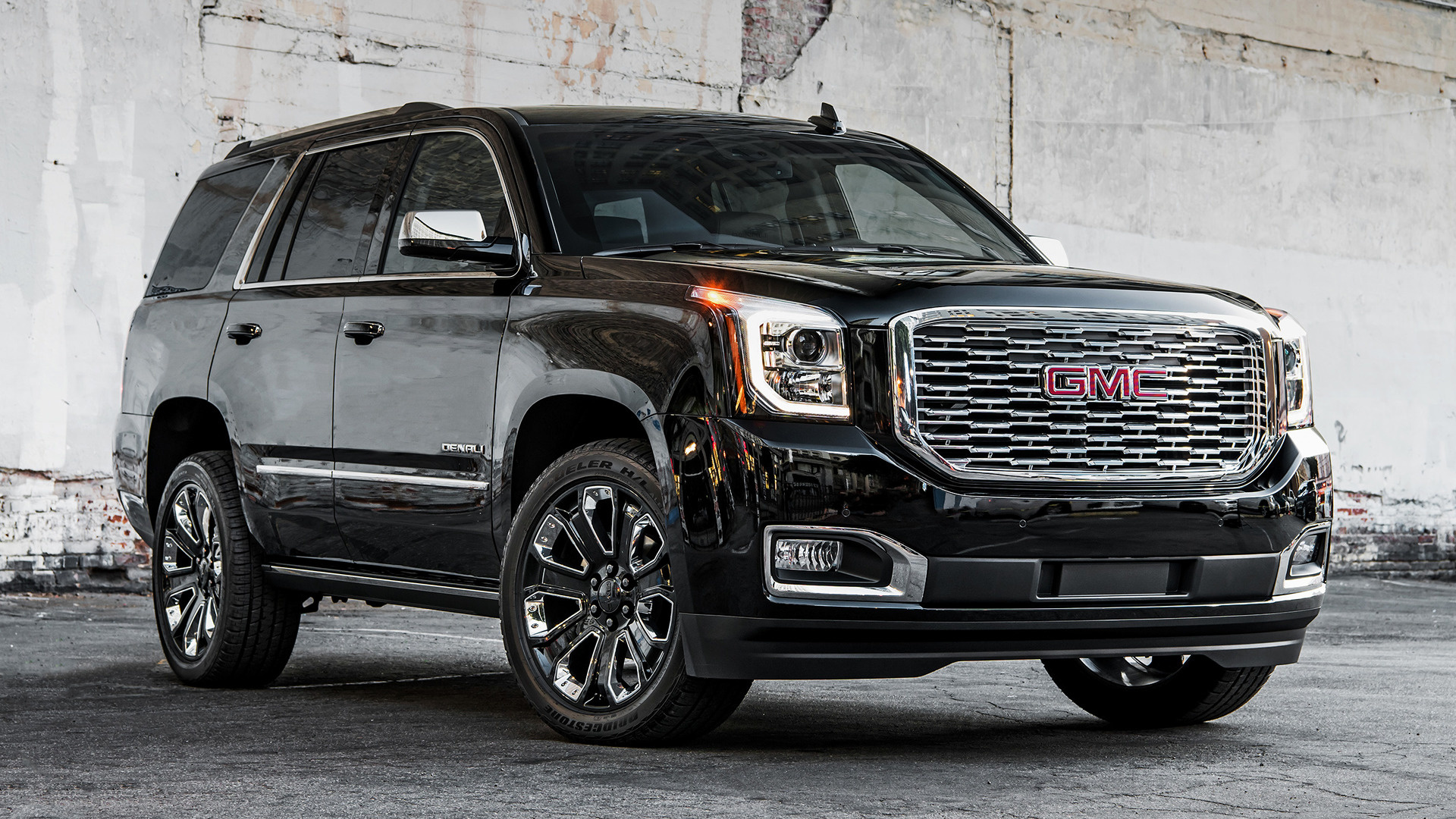 2018 Gmc Yukon Denali Ultimate Black Edition Wallpapers