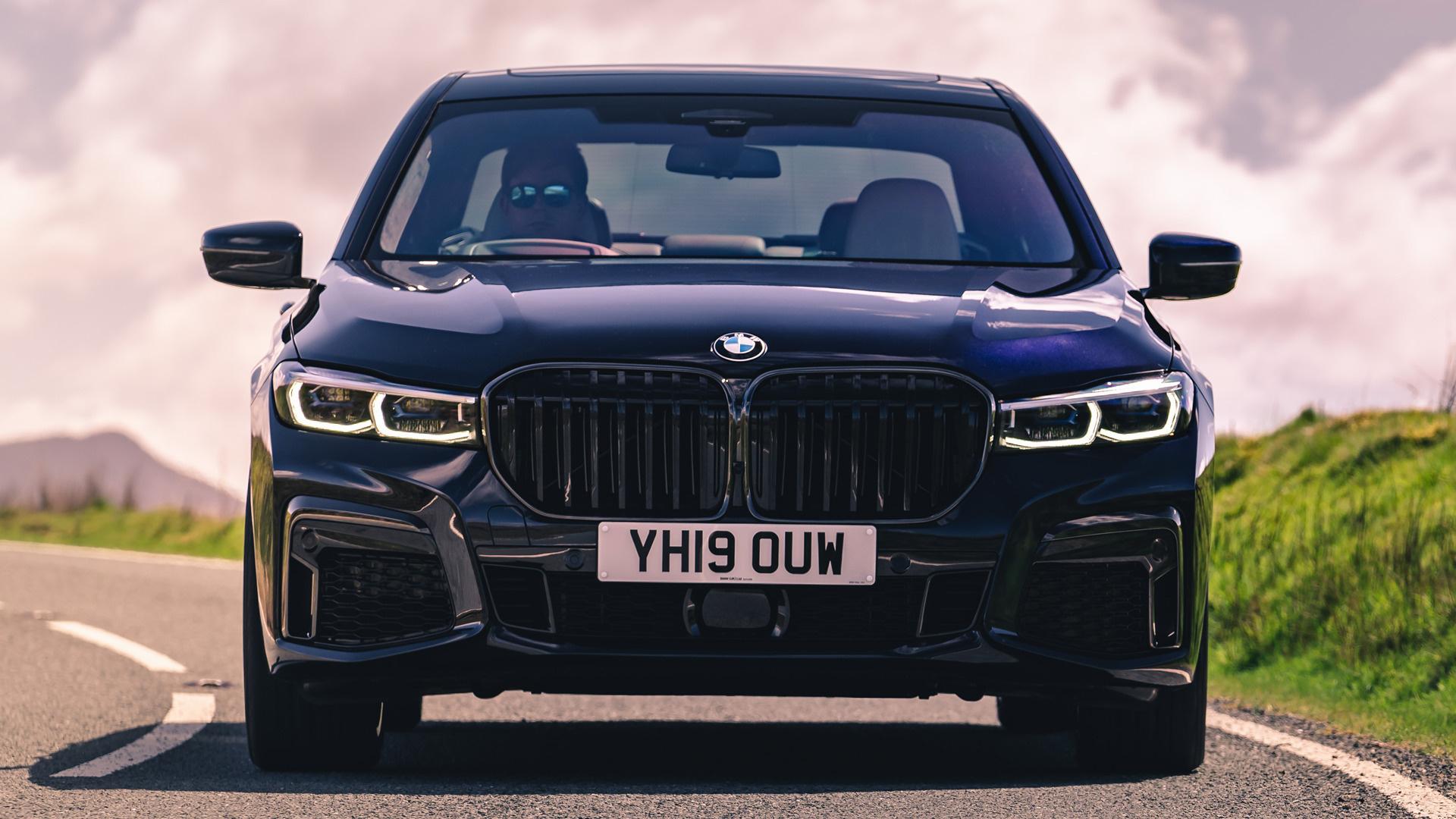 2019 BMW 7 Series M Sport (UK) - Fonds d'écran et images ...