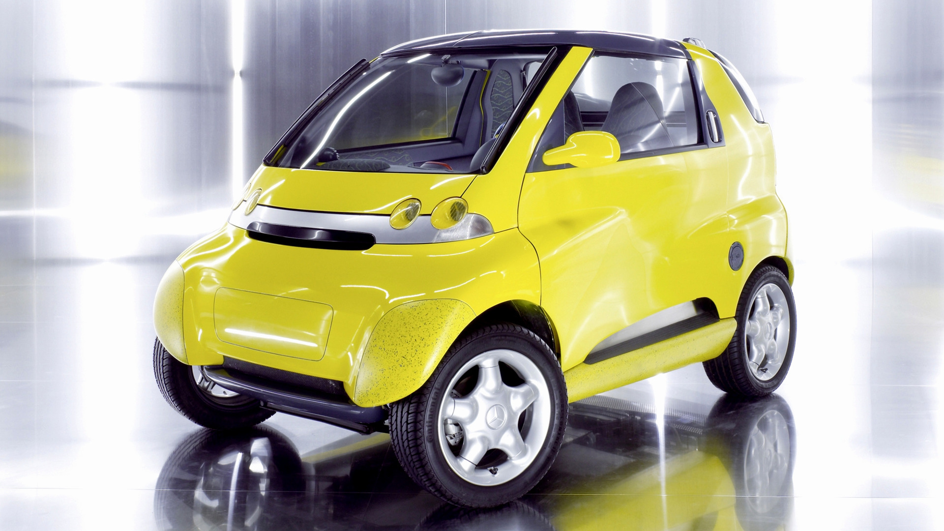 1993 Smart Eco Speedster Concept Wallpapers And Hd