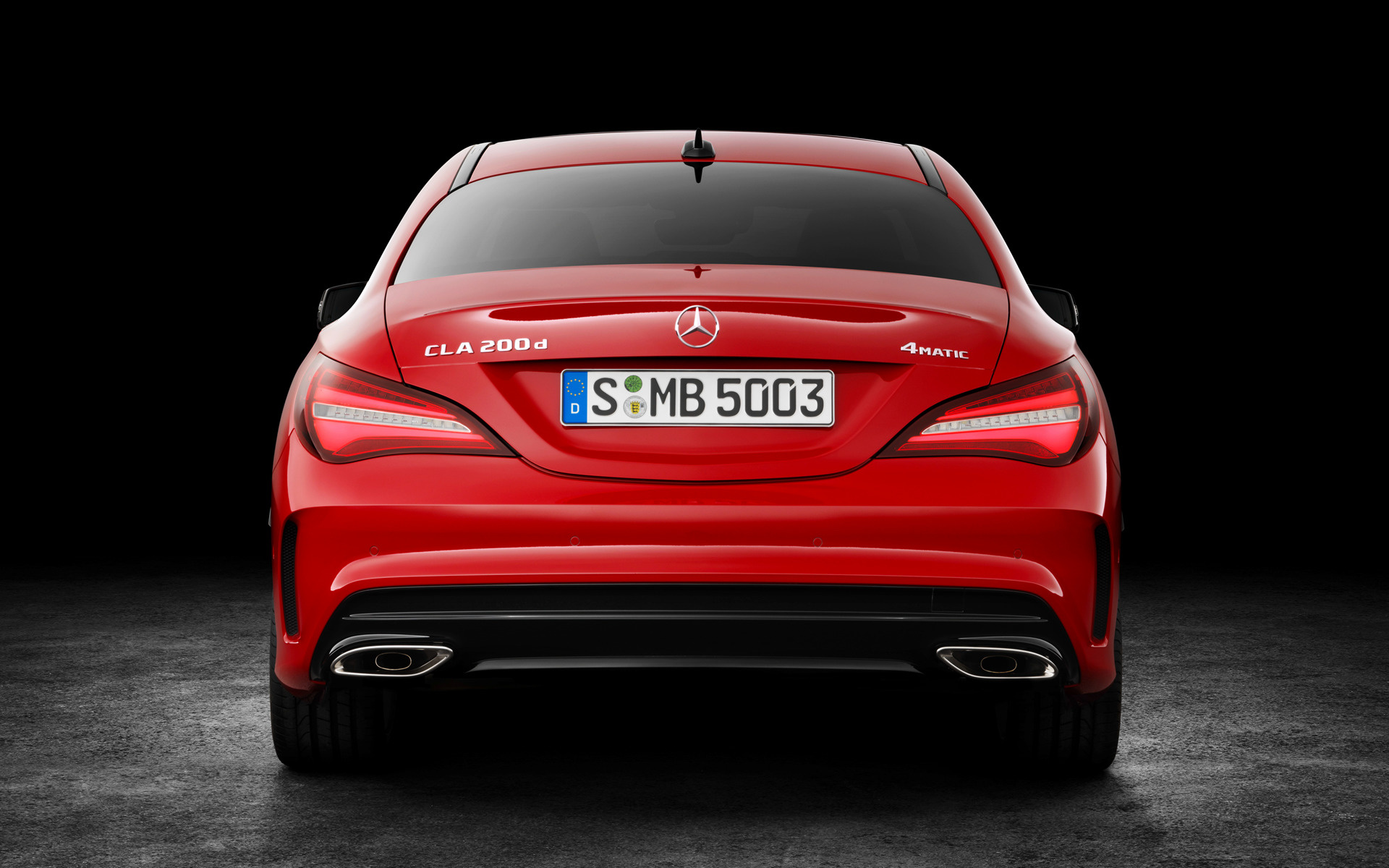 2016 mercedes benz cla class amg line wallpapers and hd images car pixel. Black Bedroom Furniture Sets. Home Design Ideas